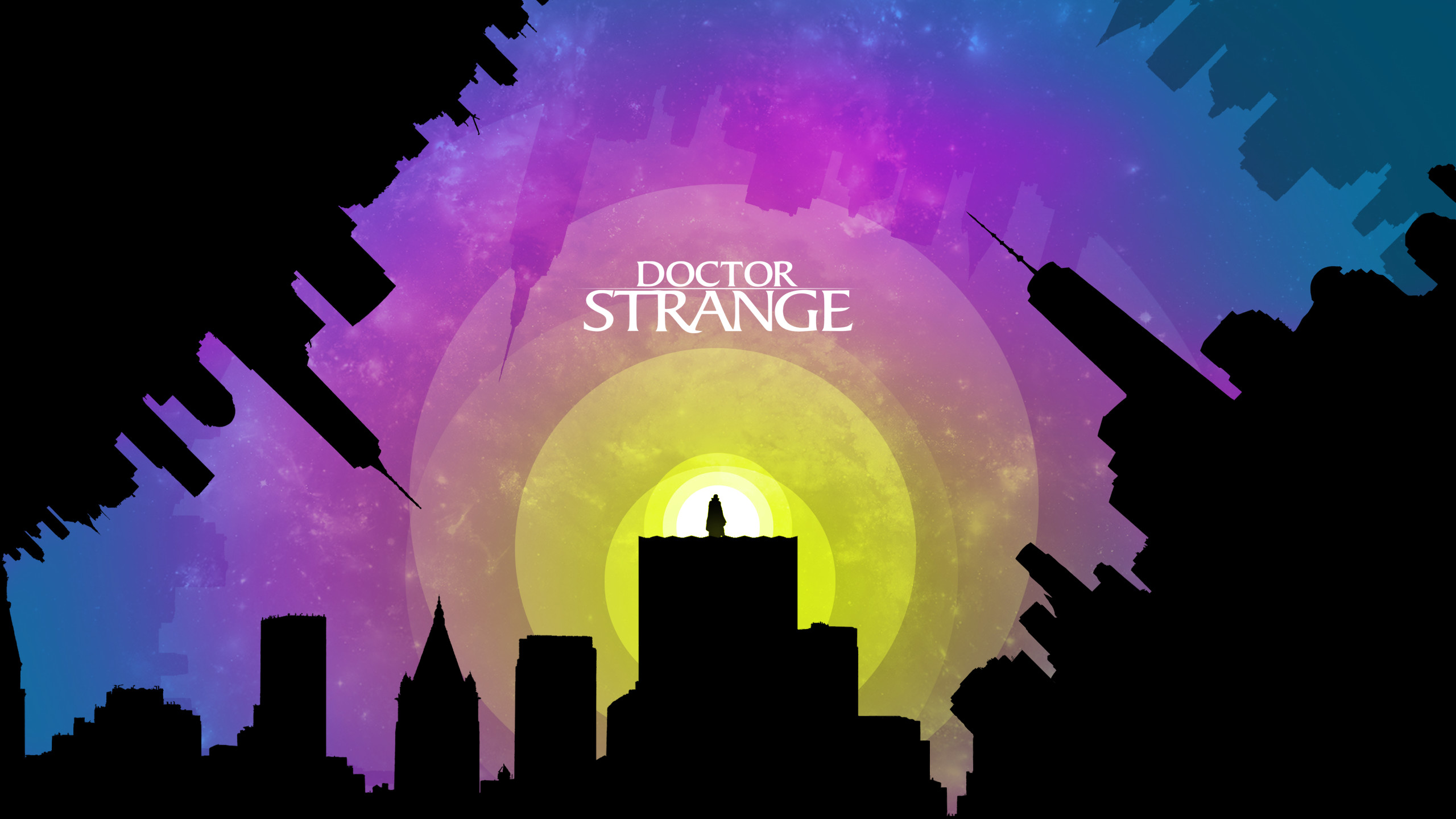 2560x1440 Doctor Strange Wallpaper by RockLou Doctor Strange Wallpaper by RockLou