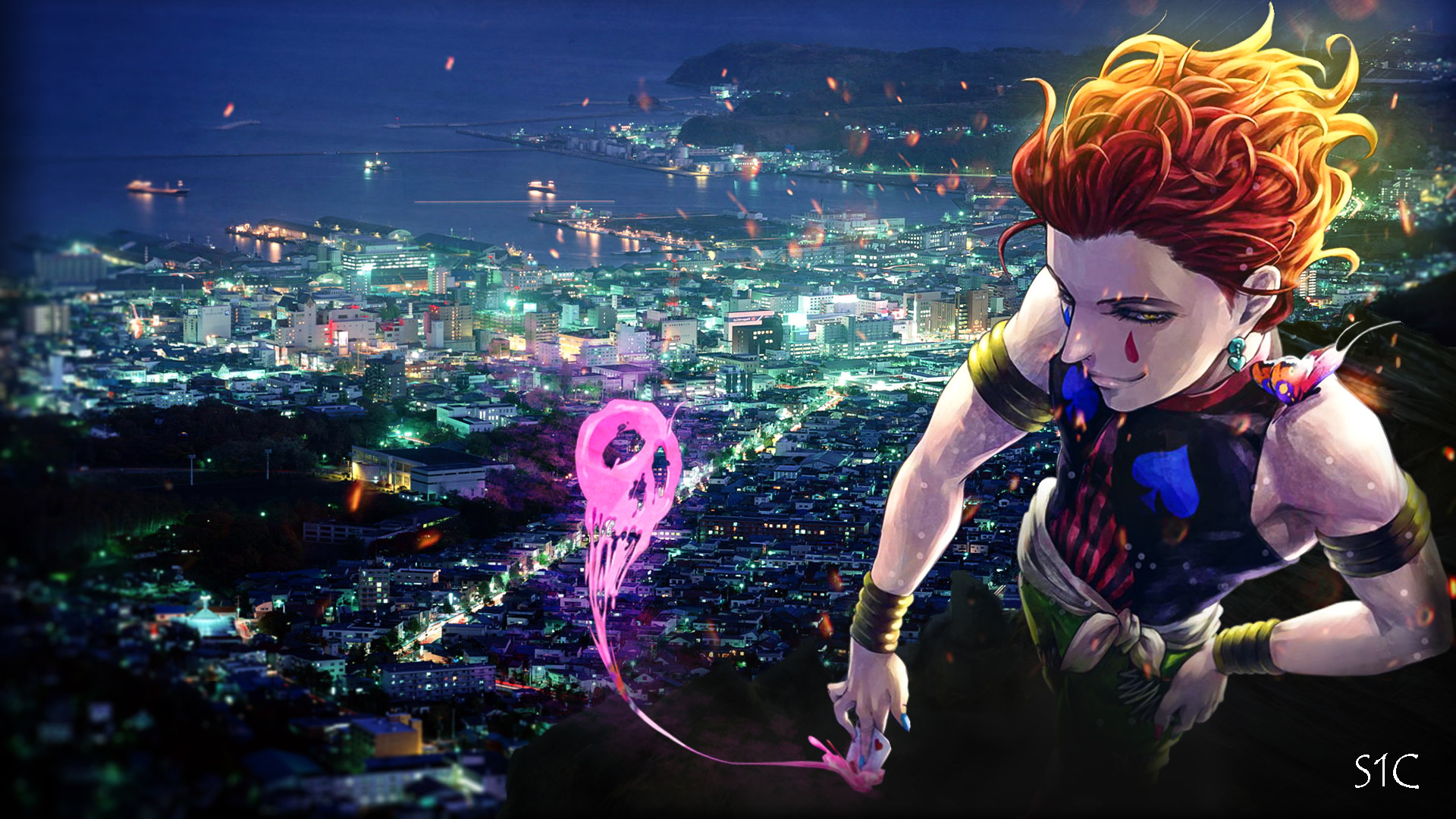 1920x1080 One Love For Hisoka By Justass On DeviantArt