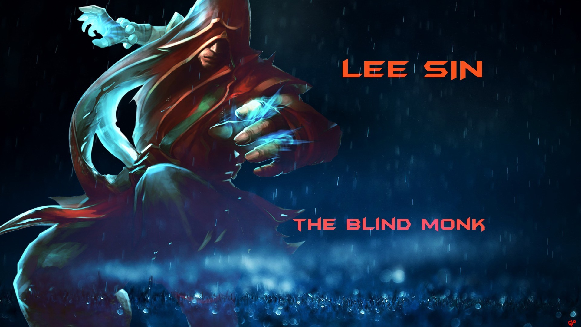 1920x1080 League Of Legends, Lee Sin, Blind Monk Wallpapers HD / Desktop and Mobile  Backgrounds