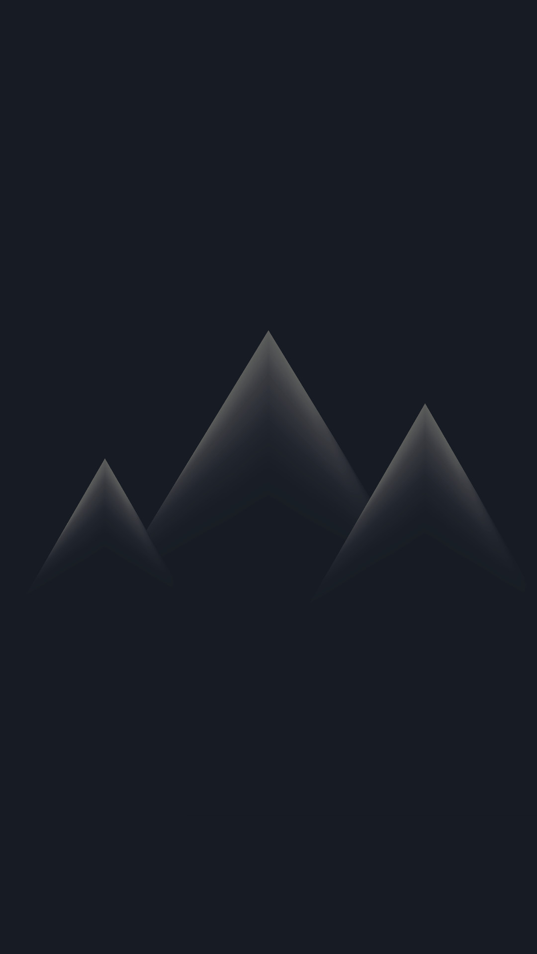 1080x1920 minimalistic mountain peaks minimalistic mobile wallpaper