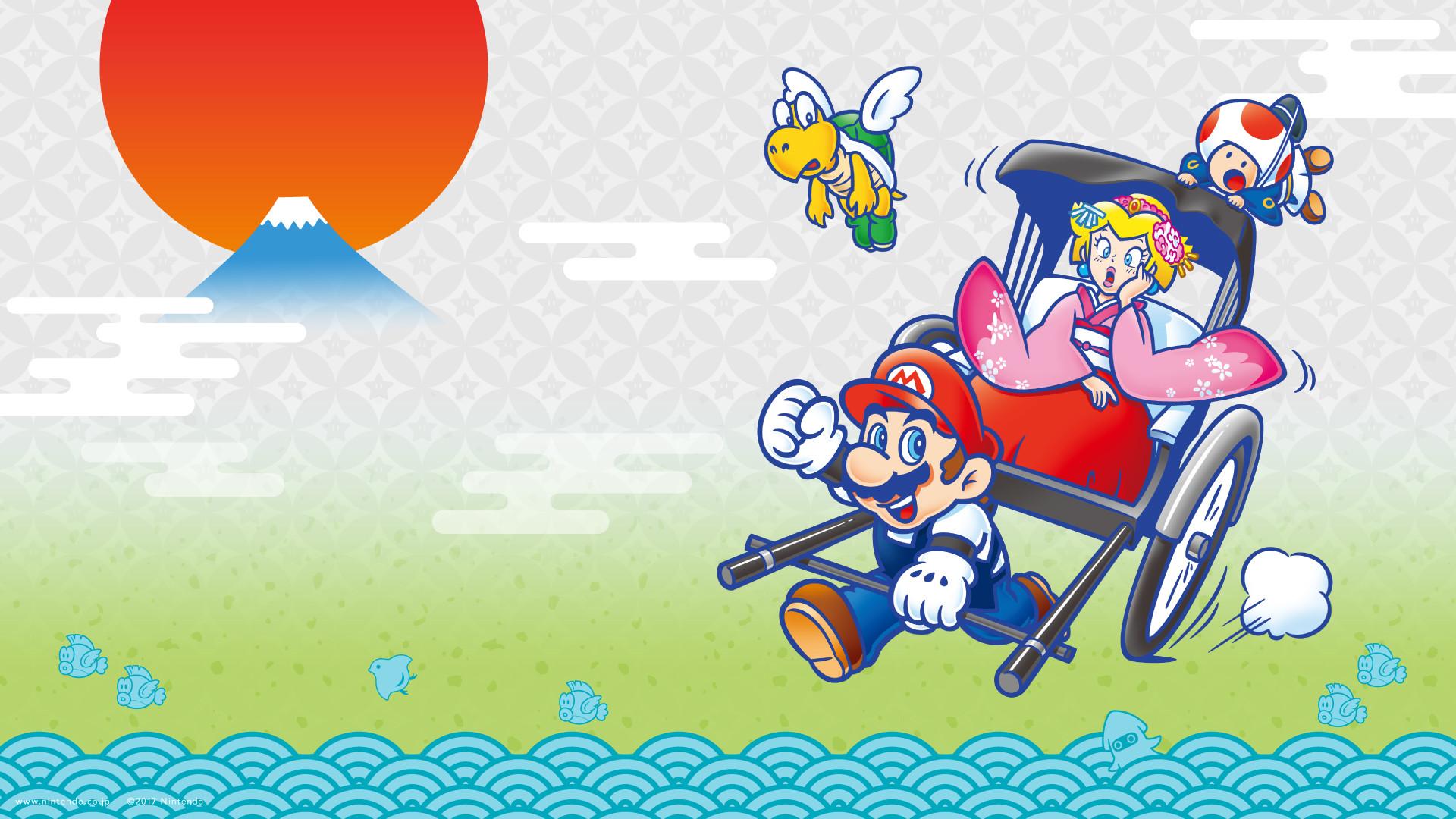 Nintendo Desktop Wallpaper (68+ images)