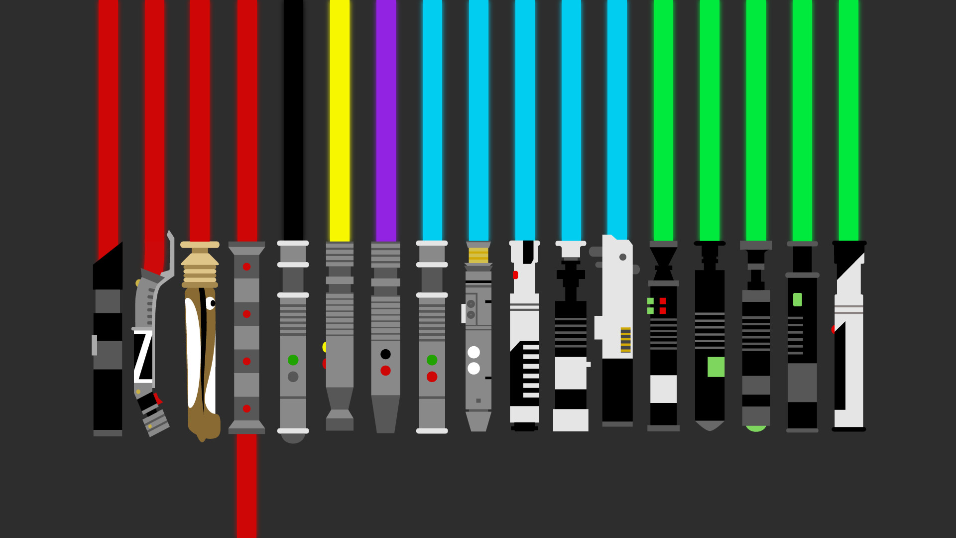 1920x1080 Vectored this lightsaber wallpaper - more info and resolutions in the  description (x-post
