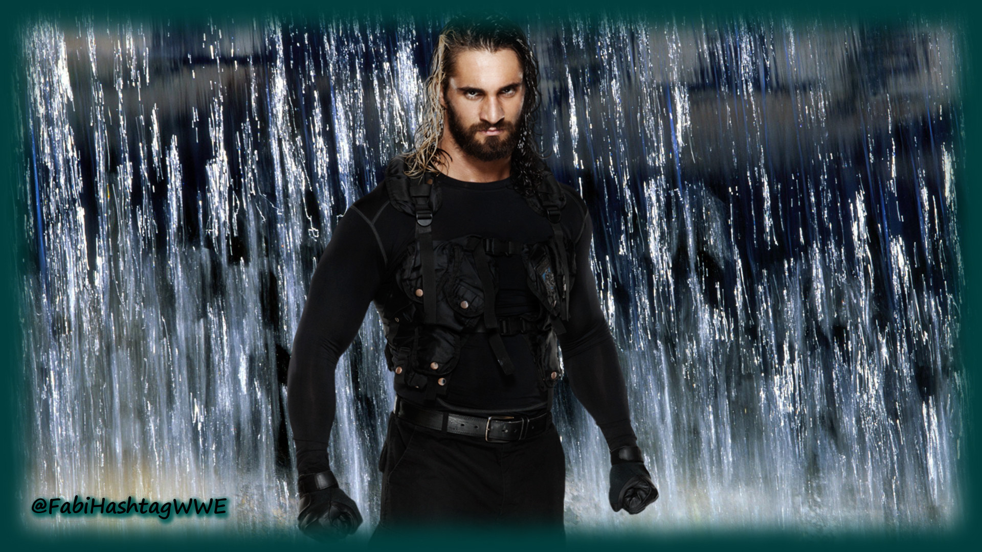 Seth Rollins HD Wallpaper (76+ Images