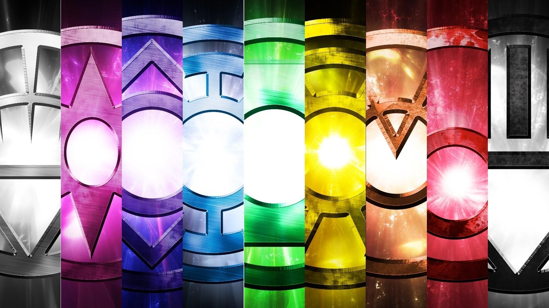 Gold lantern corps