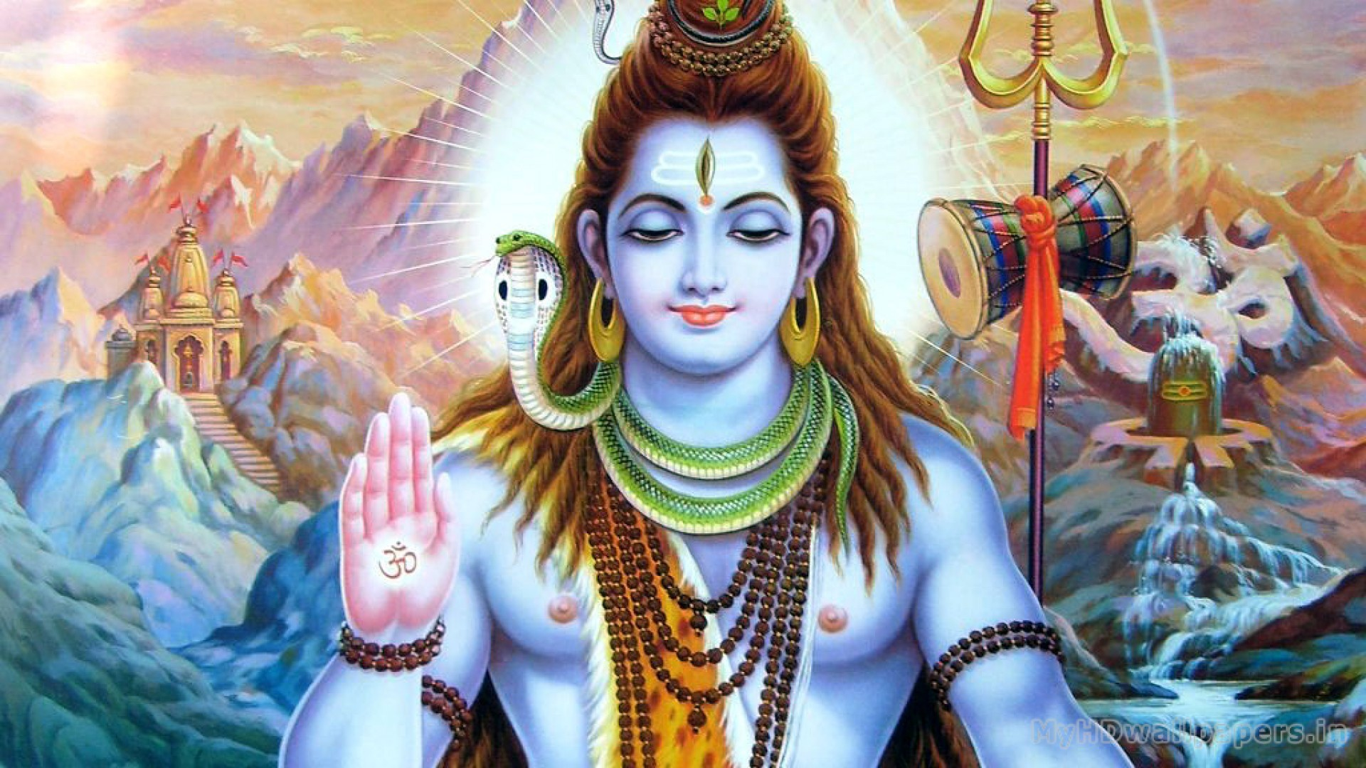 Shiva Wallpaper Hindu Wallpaper Lord Shiva Ji Wallpapers: HD Hindu God Desktop Wallpaper (44+ Images