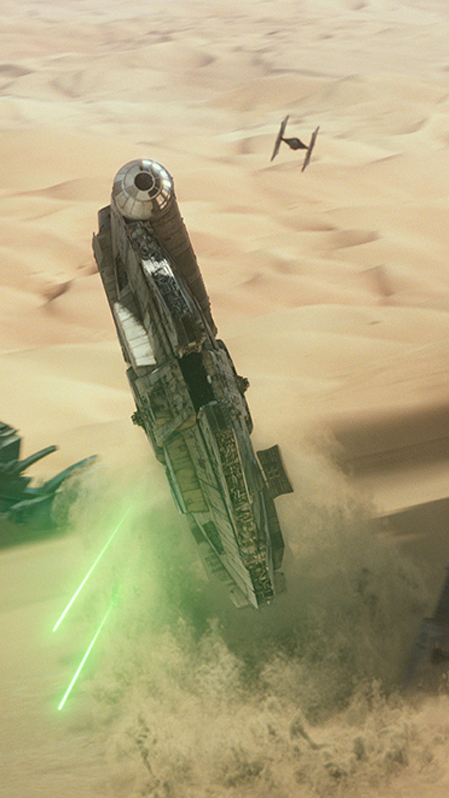 1440x2560 Star Wars: The Force Awakens wallpapers for your iPhone 6s and
