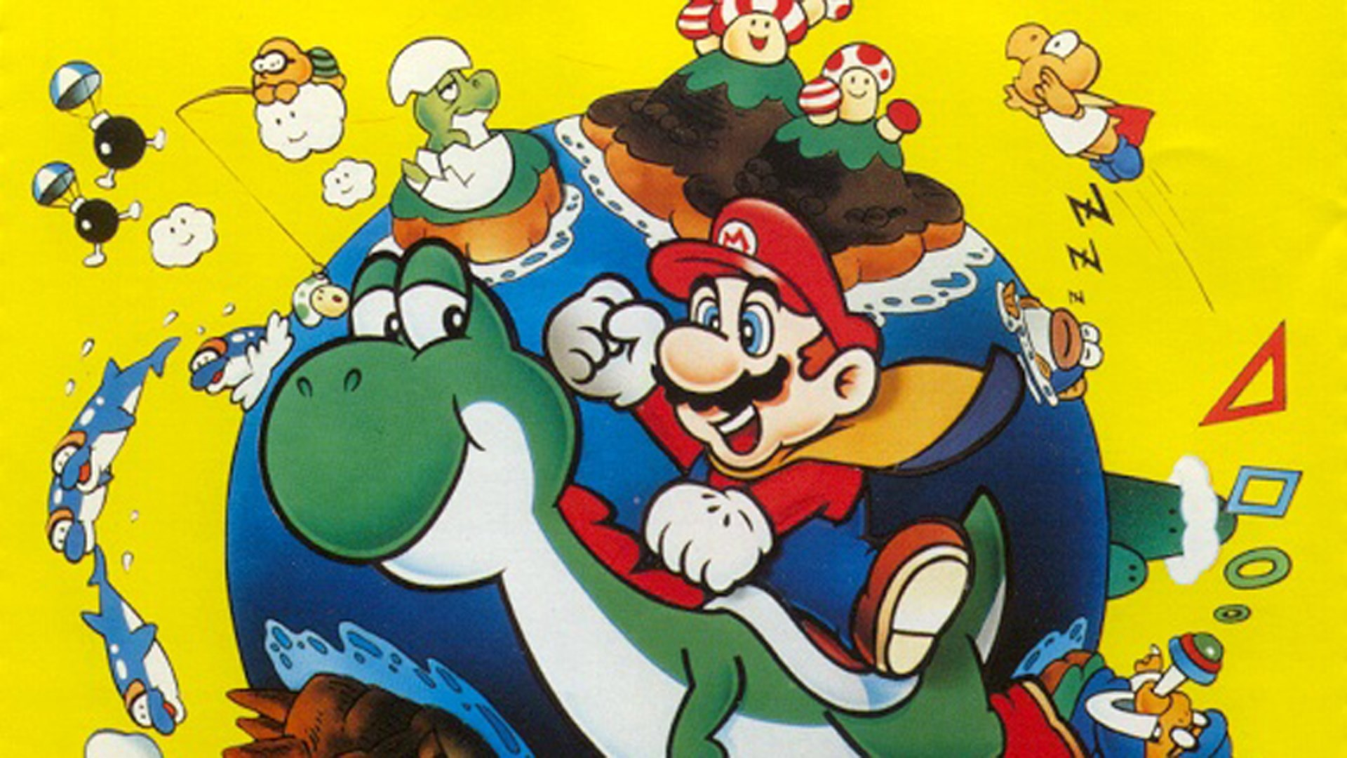 1920x1080 super mario world picture - Full HD Backgrounds (Charleston Turner  )