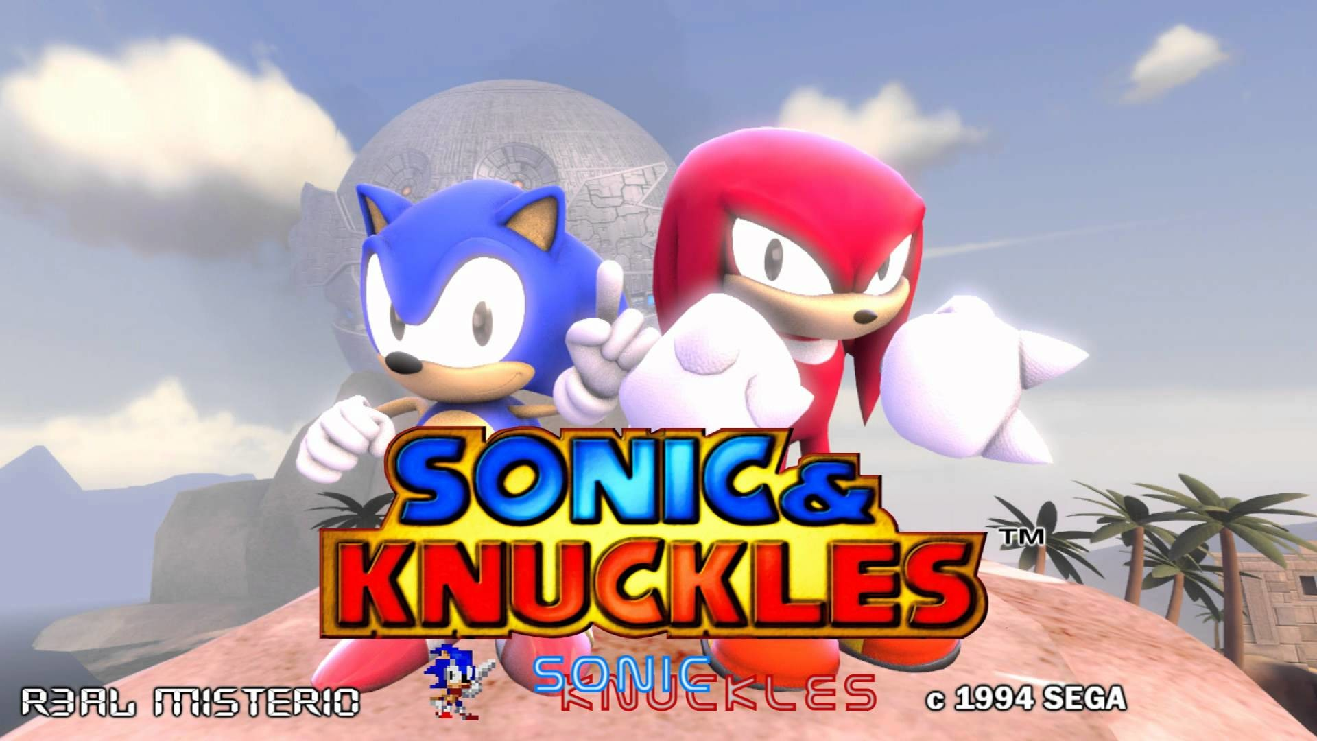 1920x1080 Sonic & Knuckles HD wallpapers #5