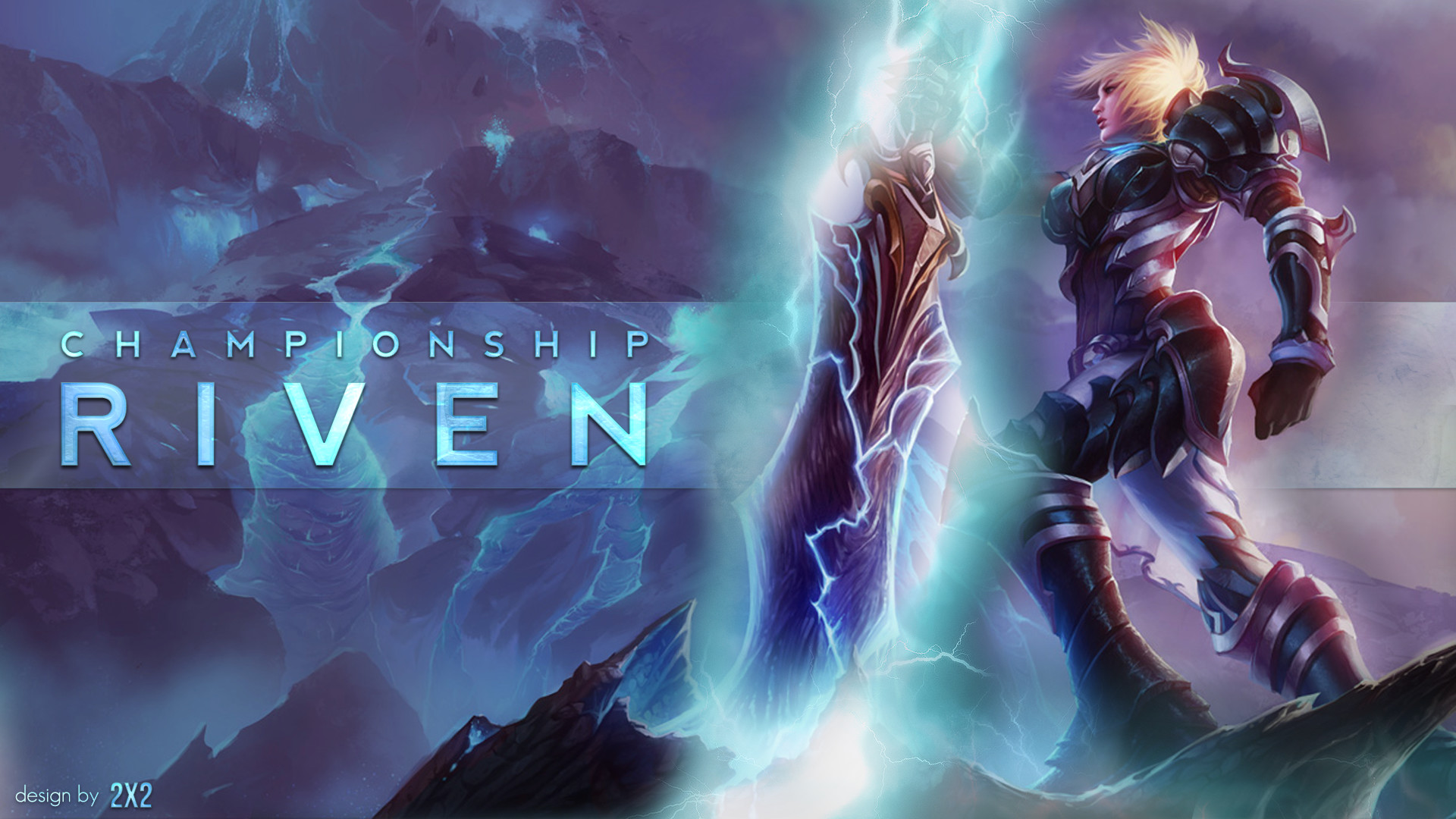 1920x1080 Championship Riven Wallpaper - WallpaperSafari