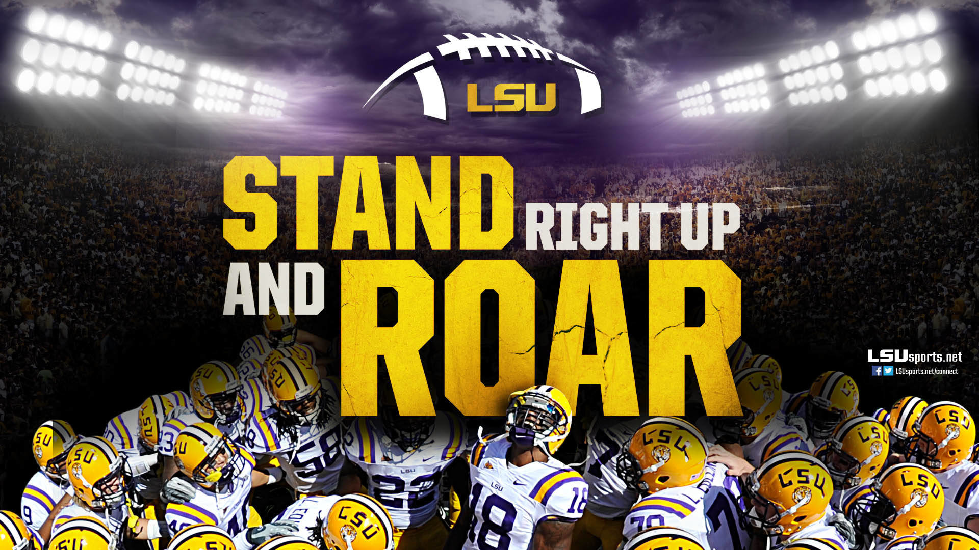 Lsu (64+ HD images) Wallpaper