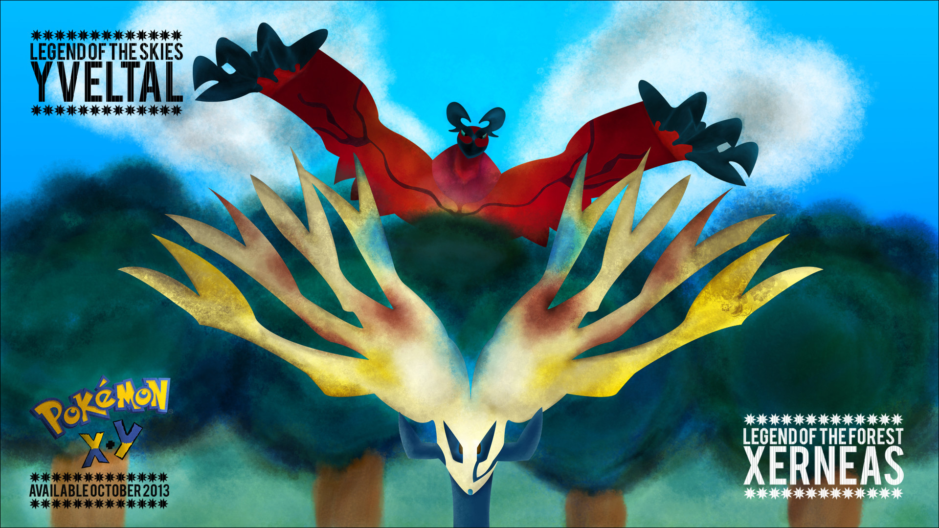 1920x1080  All Omega Ruby:Alpha Sapphire Megas.png