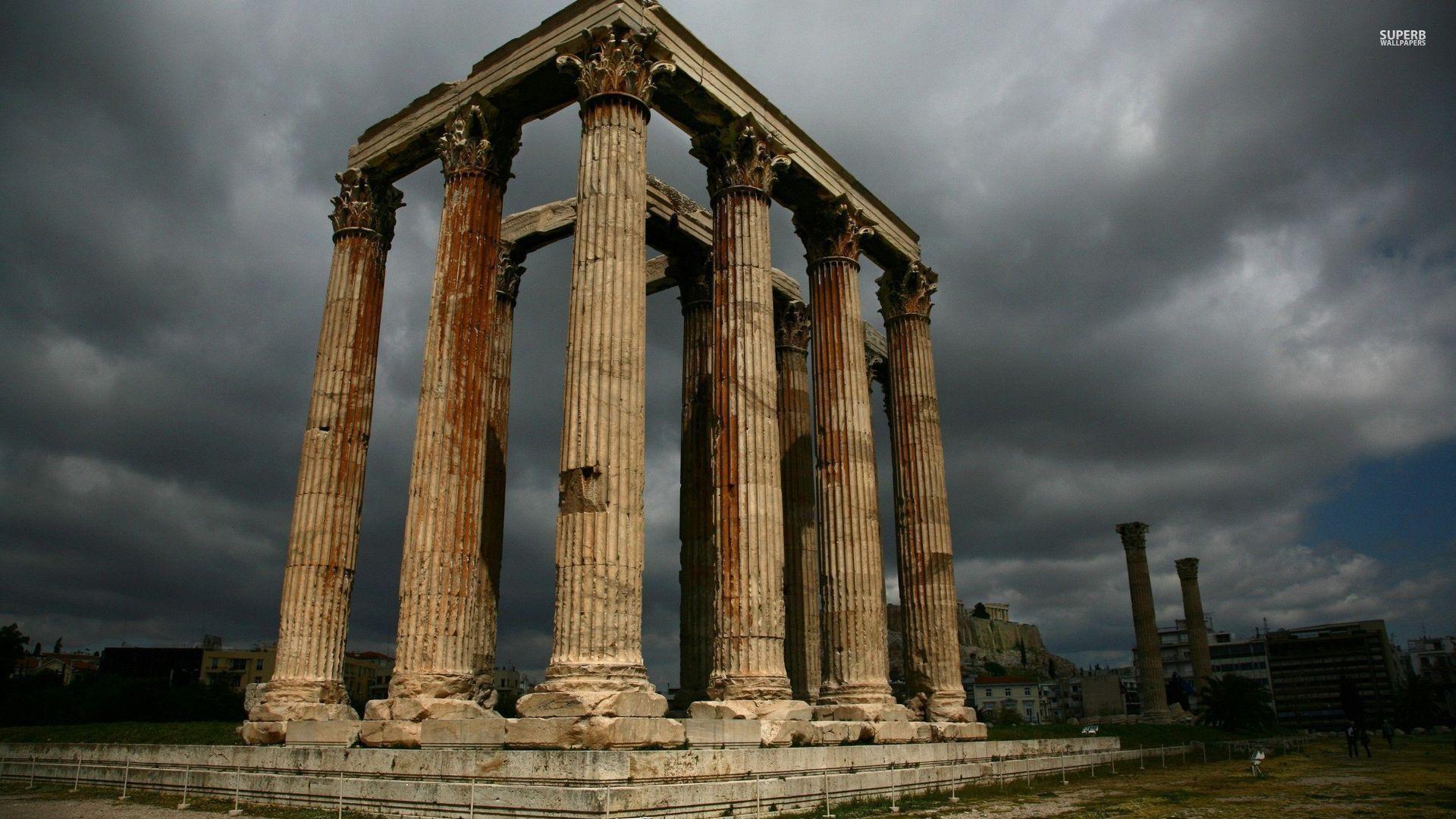 Greek Mythology Wallpa...
