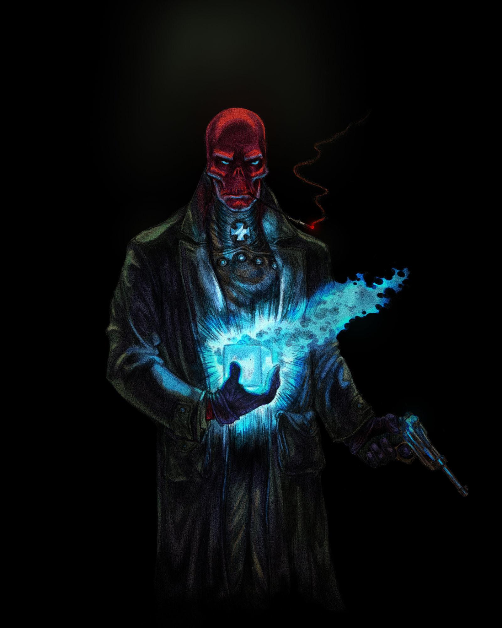 Diablo 3 Wallpaper 1920x1080: Marvel Red Skull Wallpaper (57+ Images