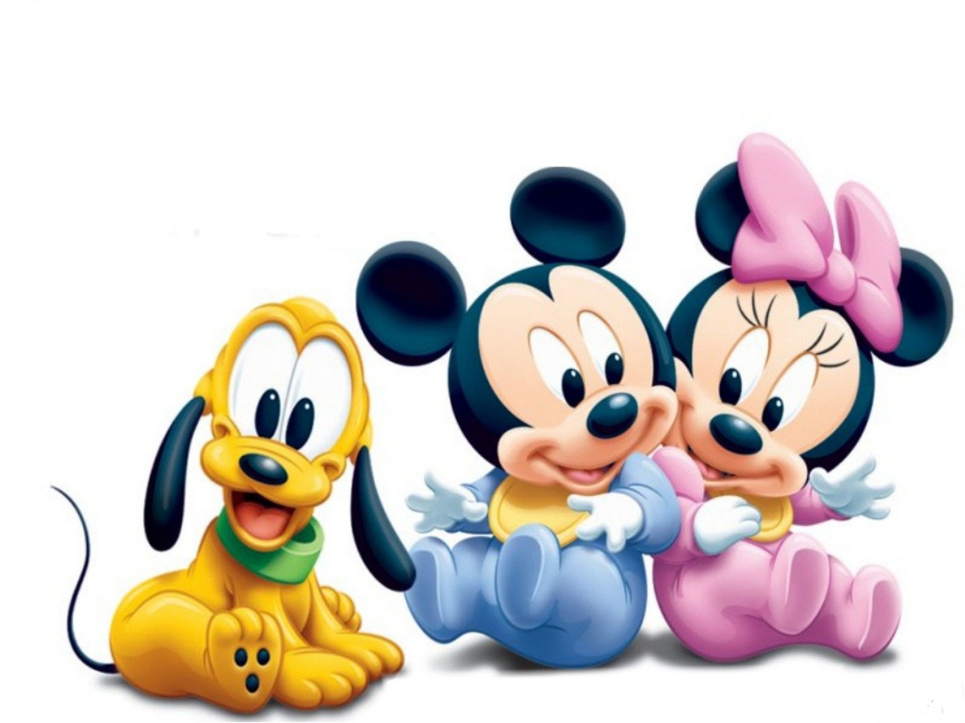 1920x1440 Wallpaper and background photos of mickey, minnie,pluto for fans of Disney  images.