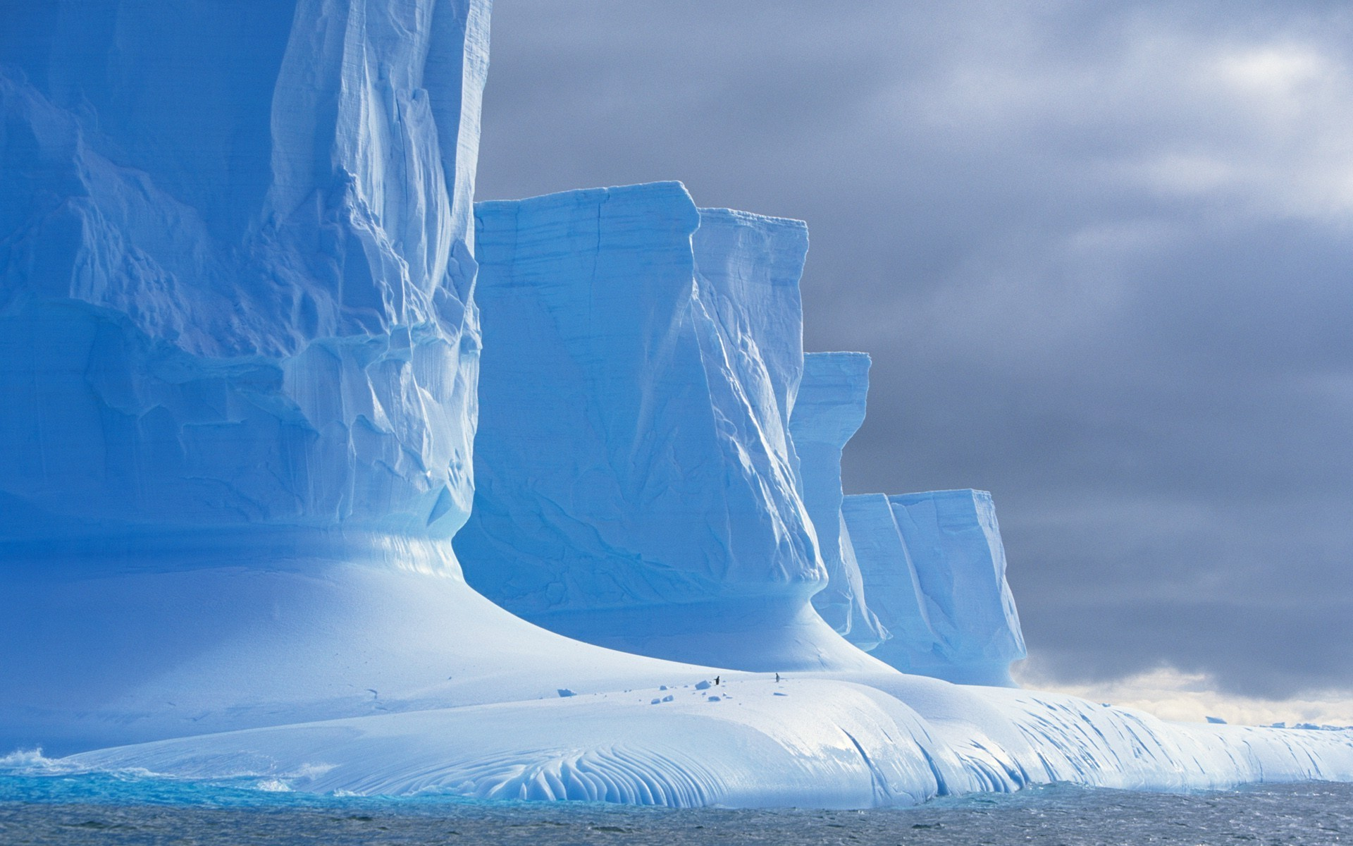 1920x1200 nature, Ice, Landscape, Iceberg, Antarctica Wallpapers HD / Desktop and  Mobile Backgrounds