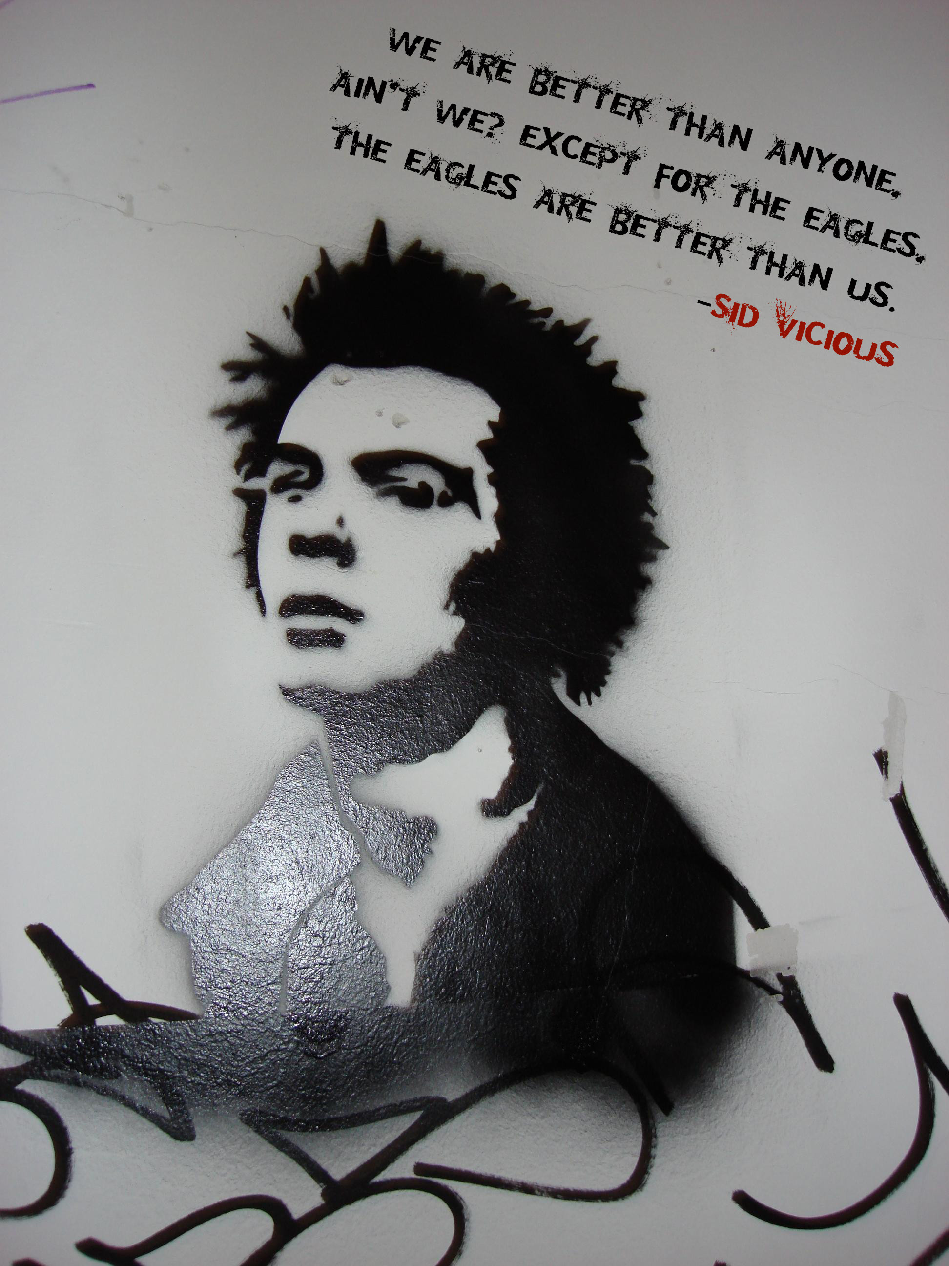 1944x2592 ... SEX PISTOLS WALLPAPERS FREE Wallpapers & Background Images Great Sid  Vicious Quotes Wallpaper Free Wallpaper For