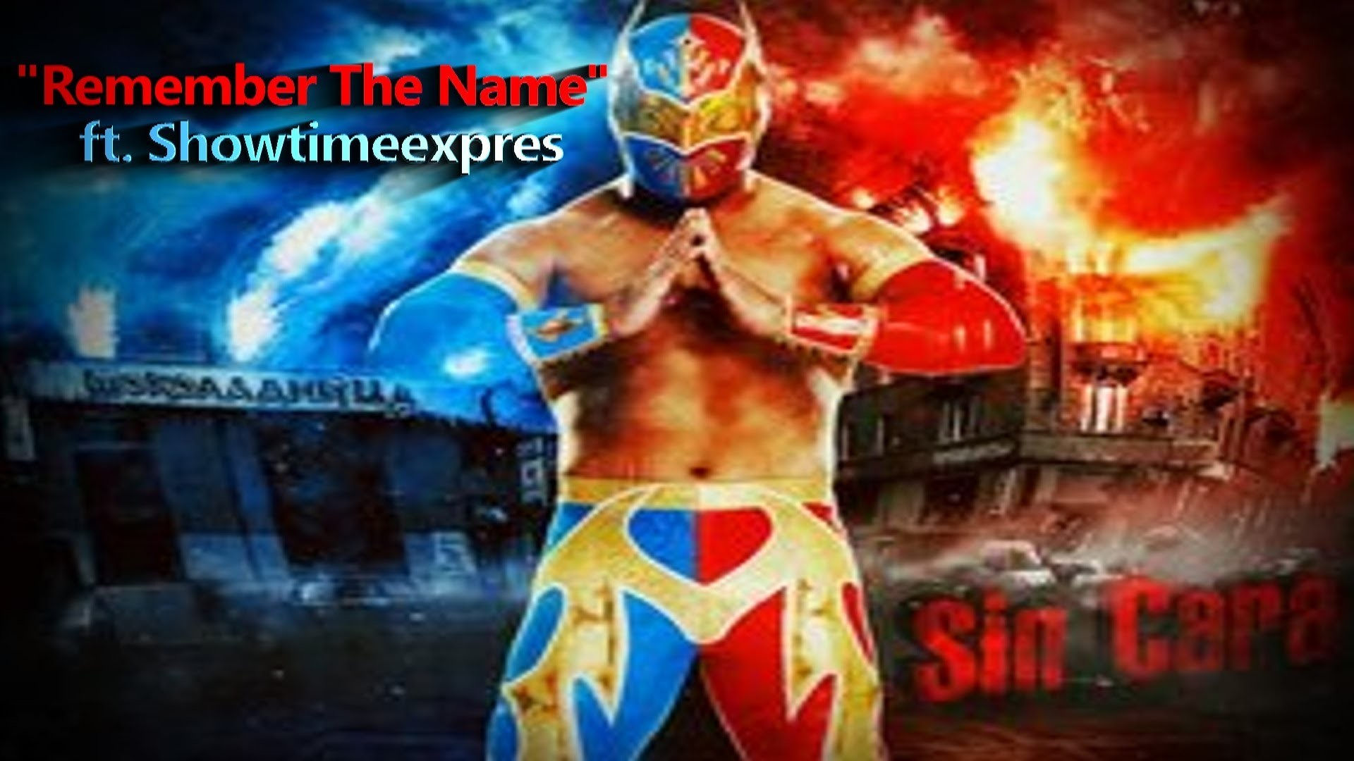 "1920x1080 WWE Sin Cara - ""Remember The Name"" ft. Showtimeexpres [1080p HD]"
