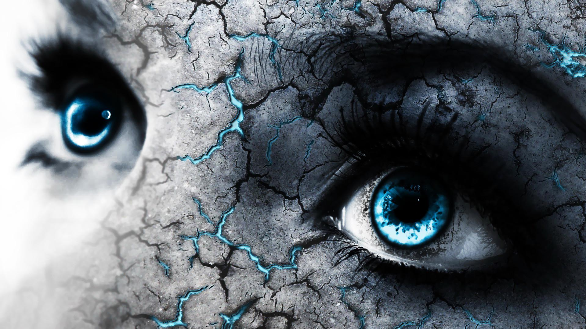 blue eyes wallpaper 71 images