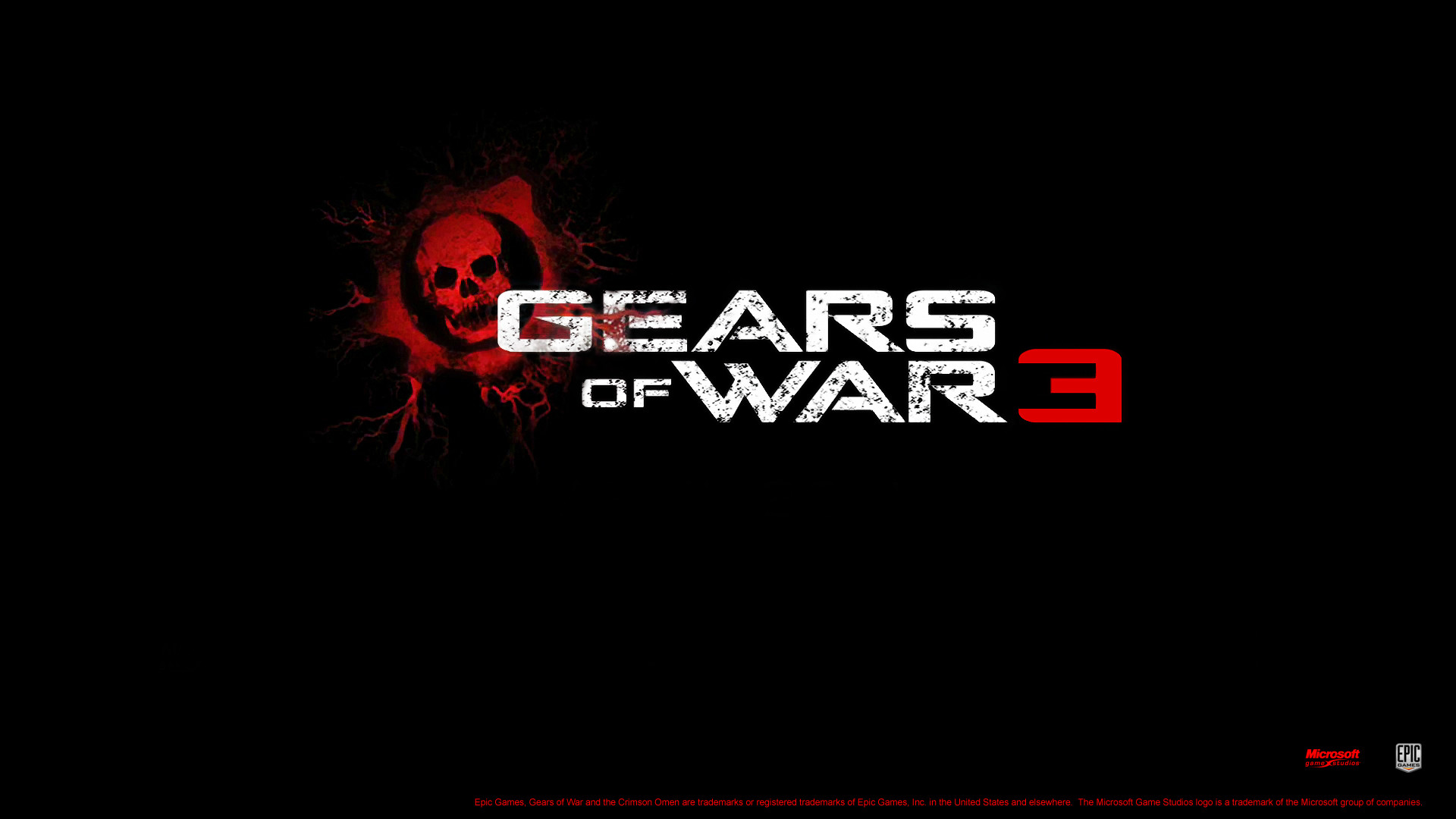 1920x1080 Gears of War 3 Wallpaper 2