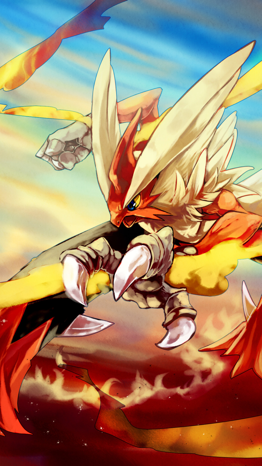 Mega Blaziken Wallpapers  66  Images