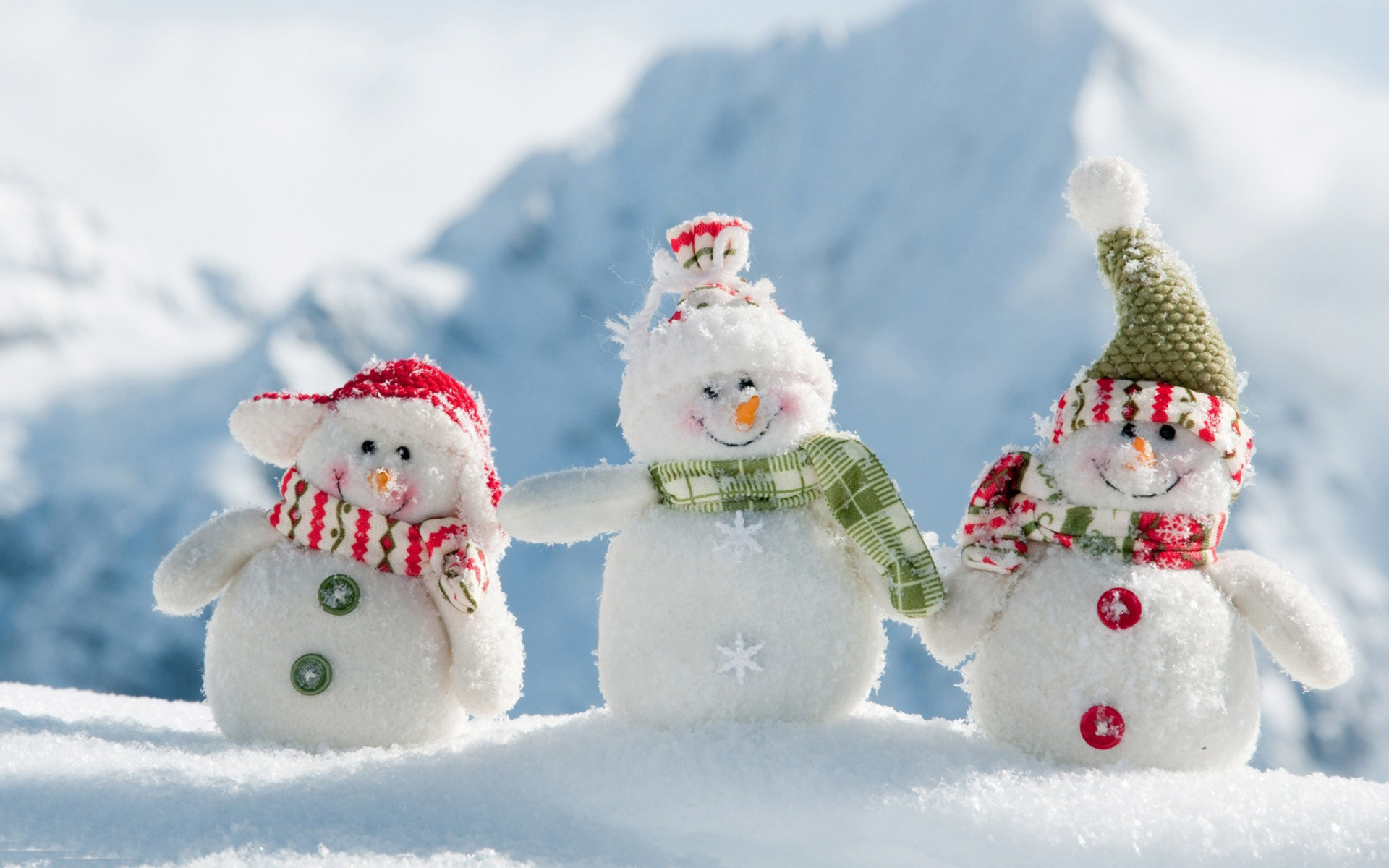 1920x1200 Cute Snowman Ideas | Time for the Holidays