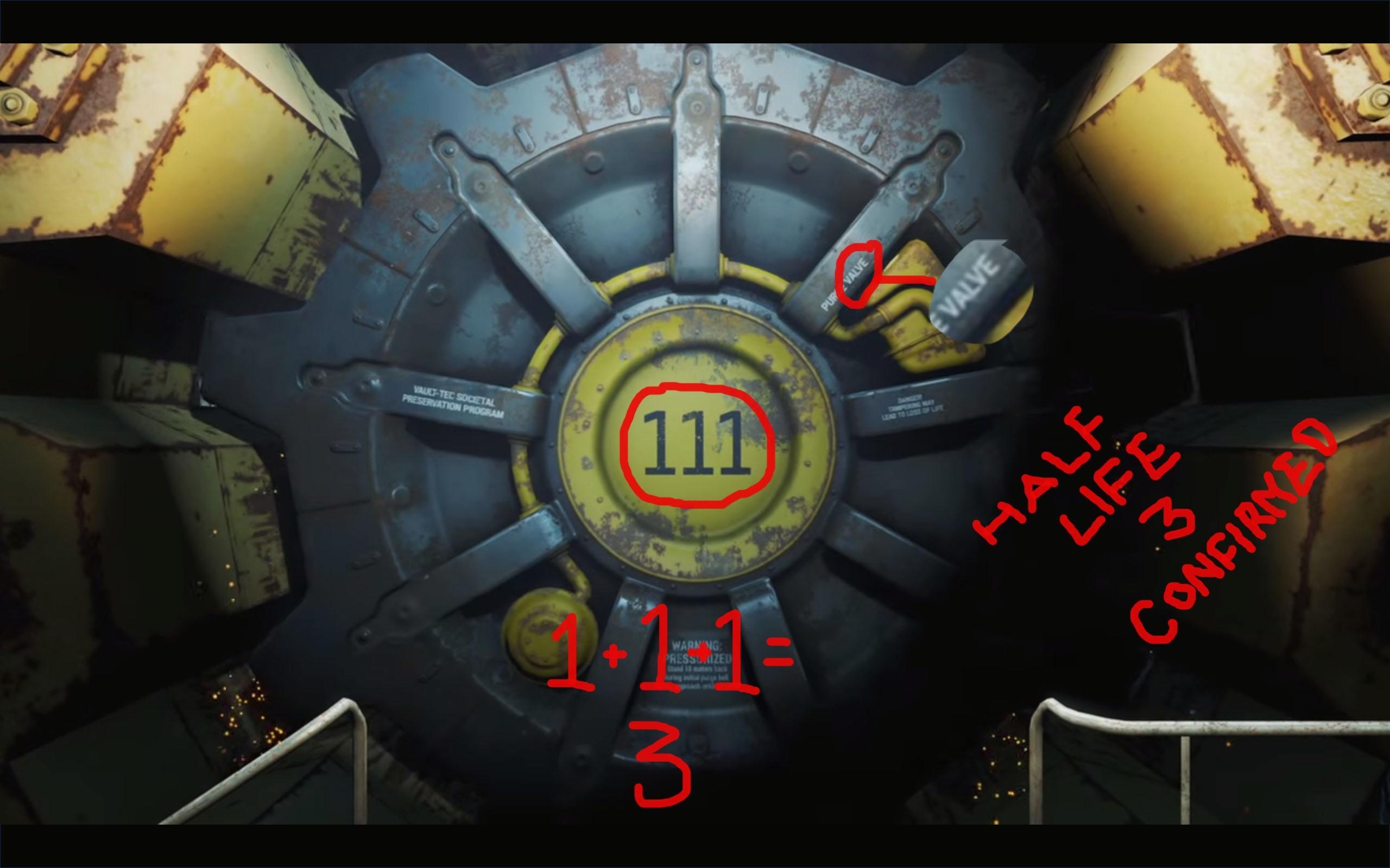 2560x1600 Fallout 4 image