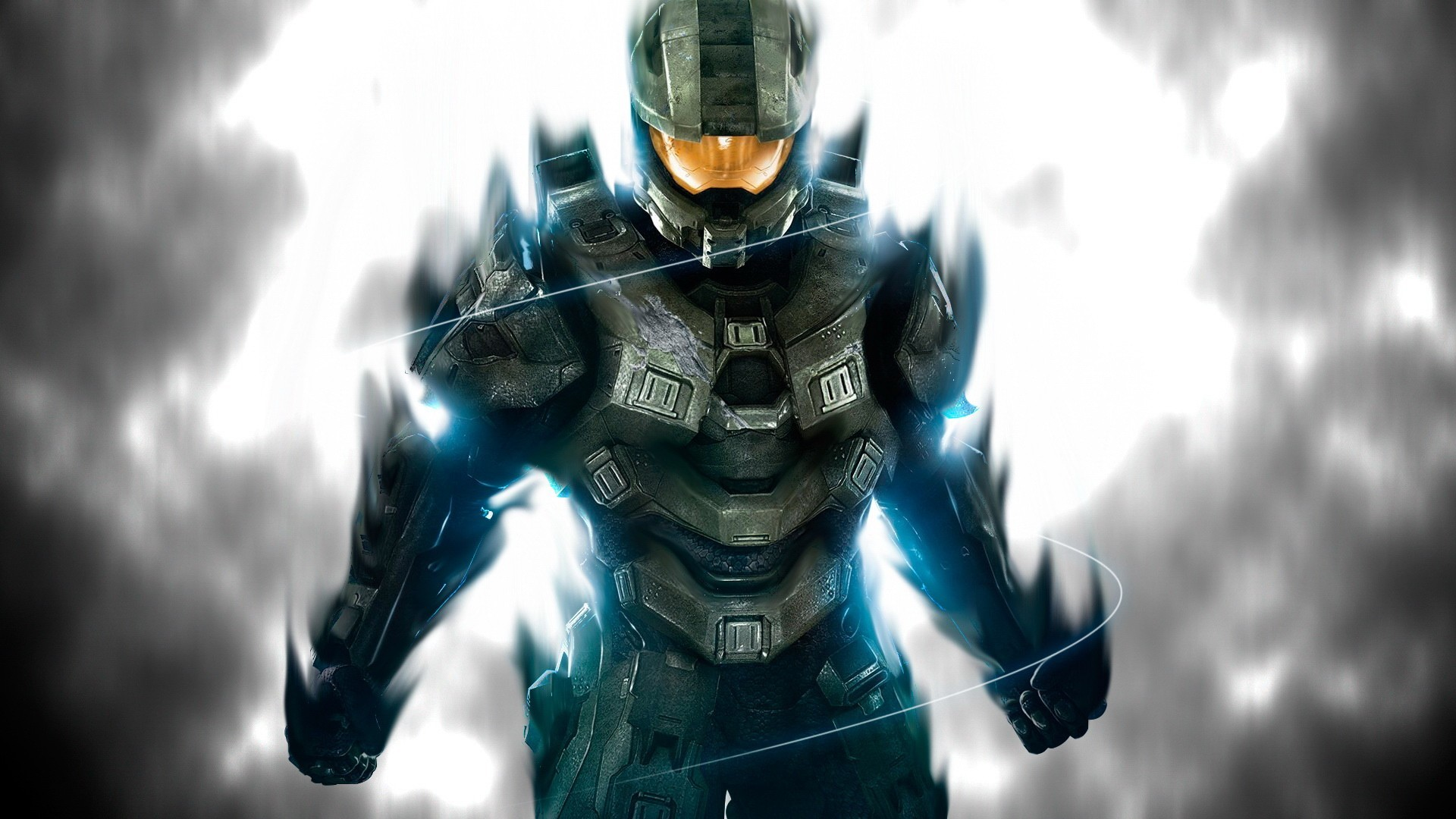1920x1080 Master Chief Wallpaper