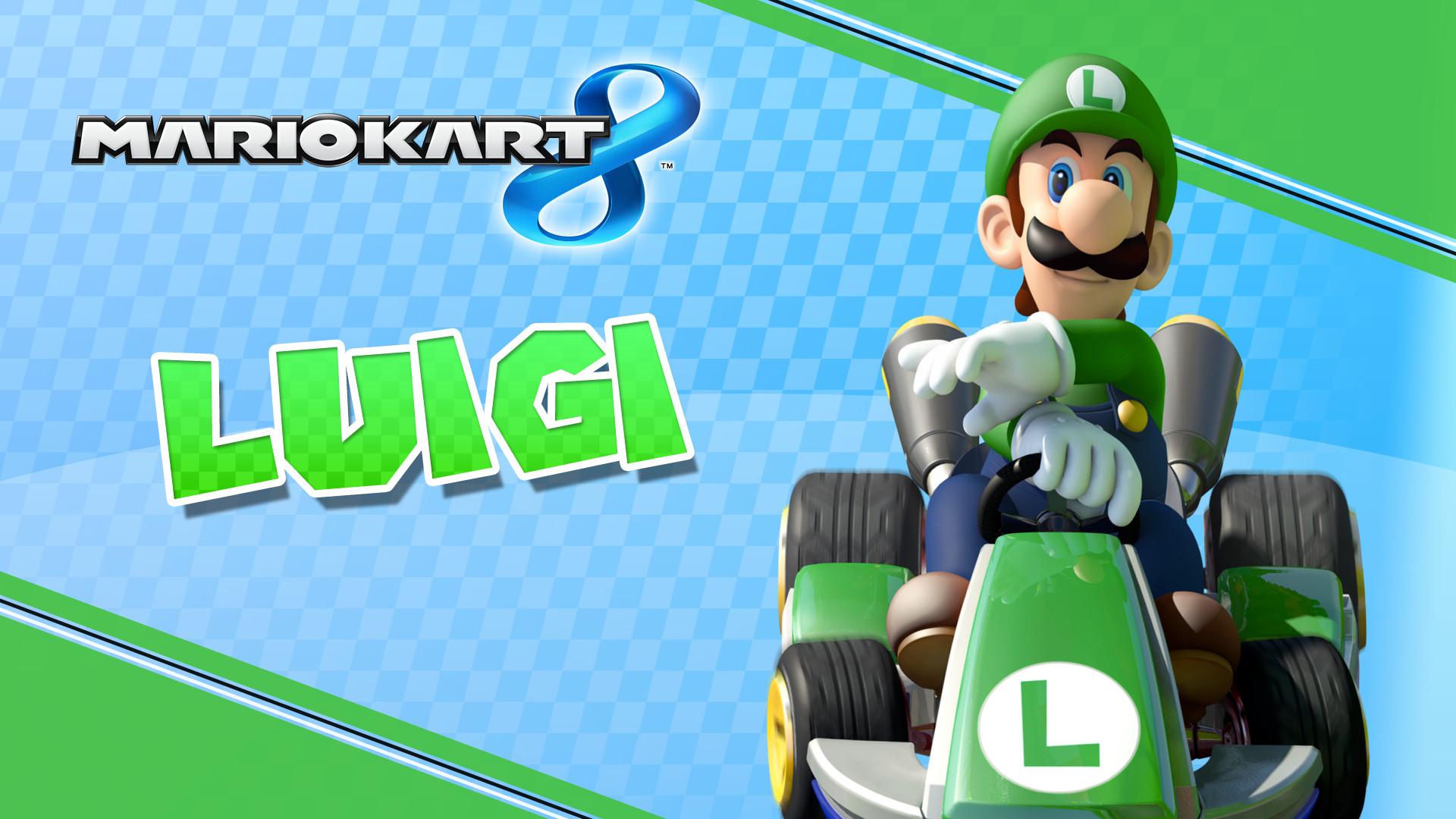 Mario Kart 8 Wallpaper Hd 72 Images Wii Luigi Circuit 1920x1080 529176