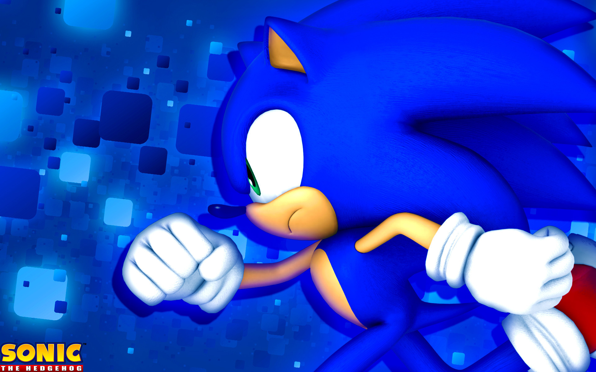 1920x1200  Video Game - Sonic the Hedgehog (2006) Super Shadow Super Silver  Super Sonic Wallpaper