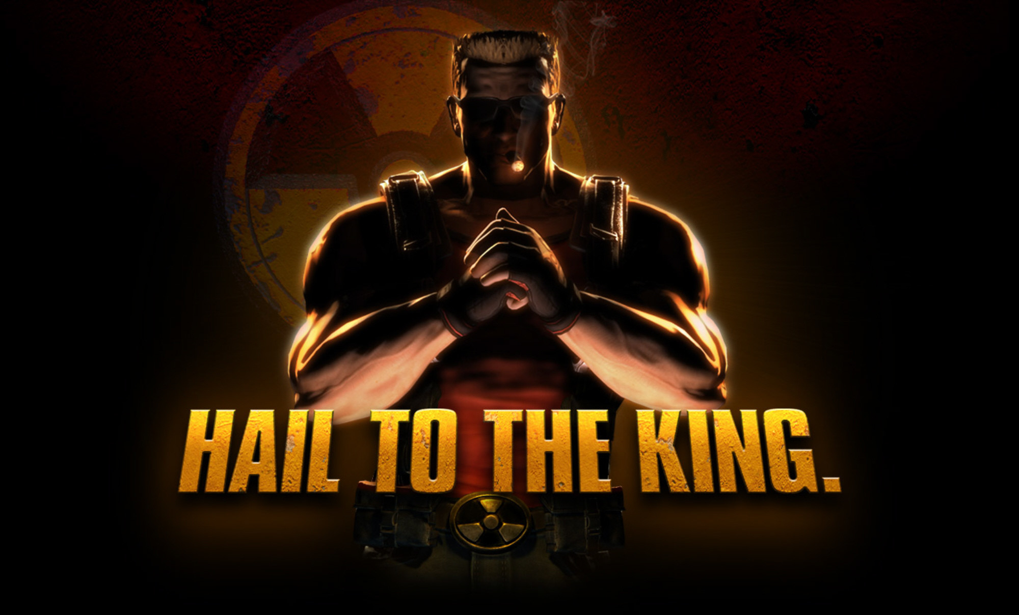 2000x1208 Hail to the King: Deathbat 3D Games Wallpaper Free