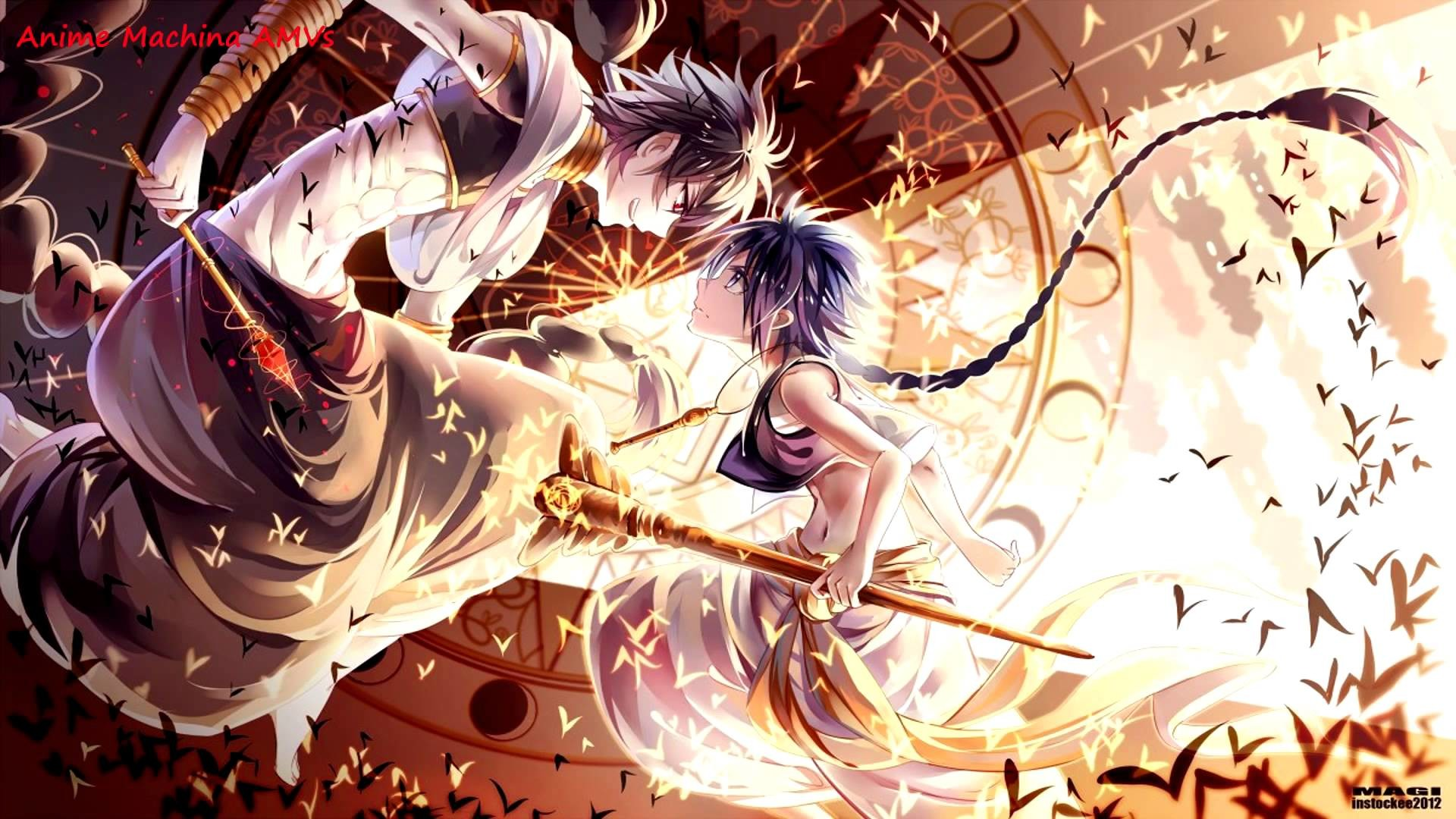 1920x1080 Epic Anime Fighting Wallpapers High Resolution Is Cool Wallpapers
