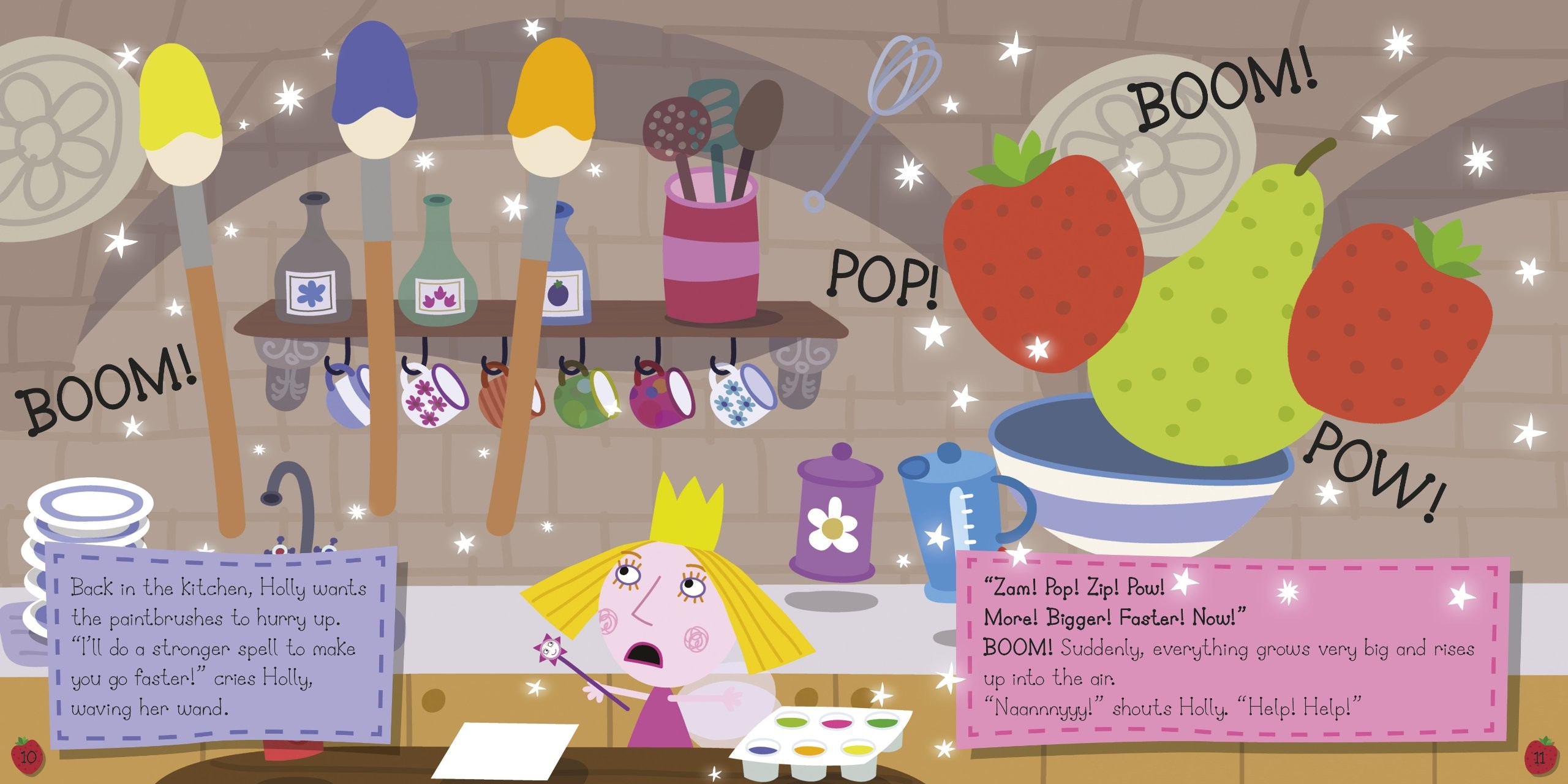 1920x1200 - Ben And Holly Christmas