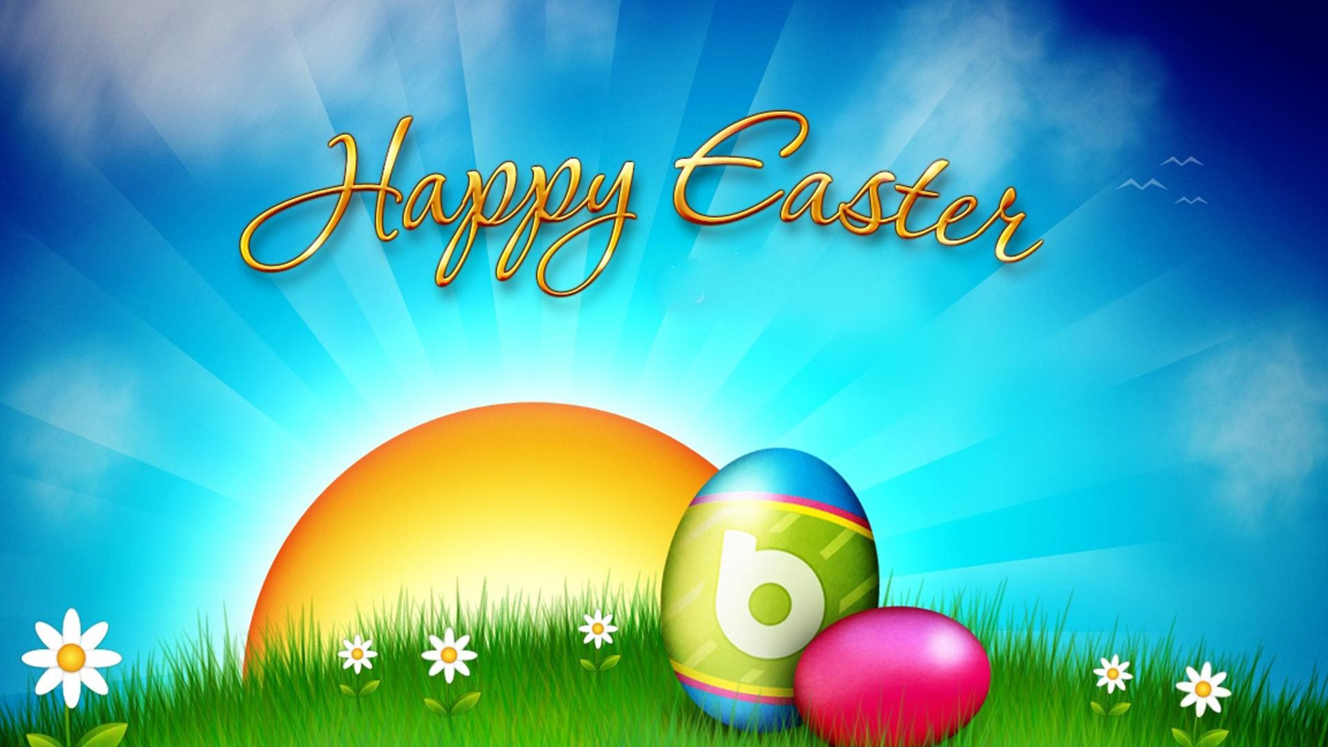 1920x1080 15 Happy Easter 2017 Wallpapers For Desktop - Educational Entertainment
