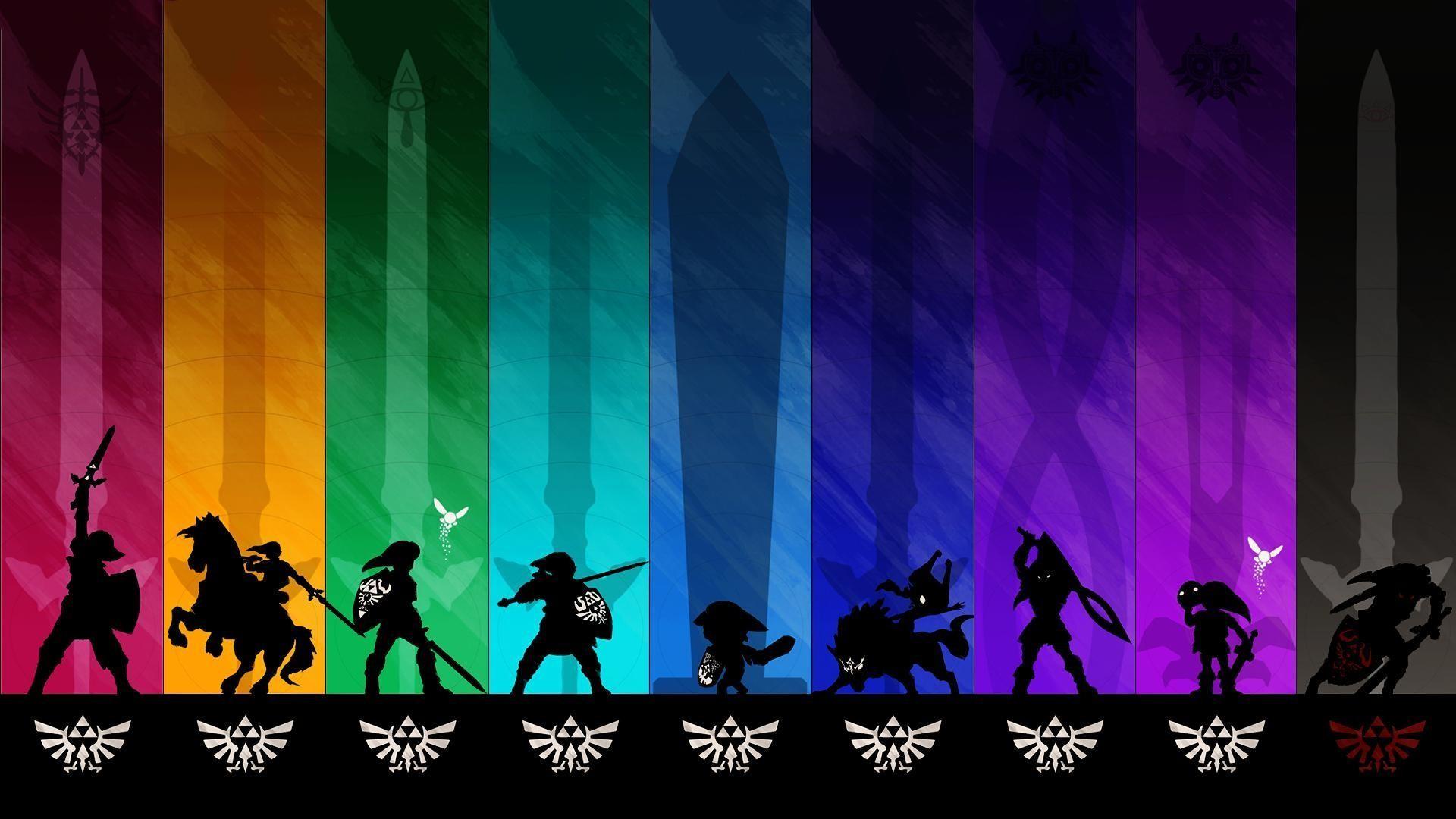 Legend Of Zelda Wallpaper 1920x1080: Legend Of Zelda HD Wallpaper (82+ Images