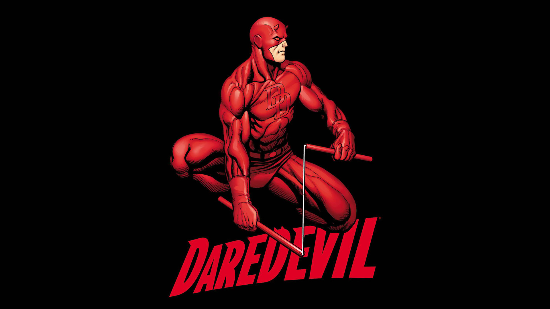 1920x1080 Preview wallpaper daredevil, marvel, superhero, comics