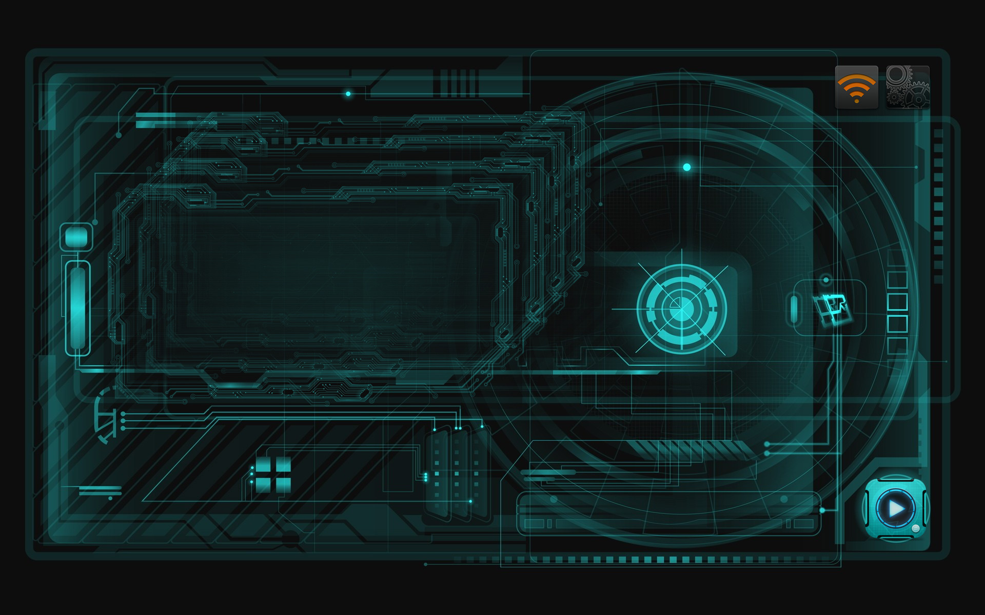 Jarvis live wallpaper for windows 69 images - Iron man jarvis background ...