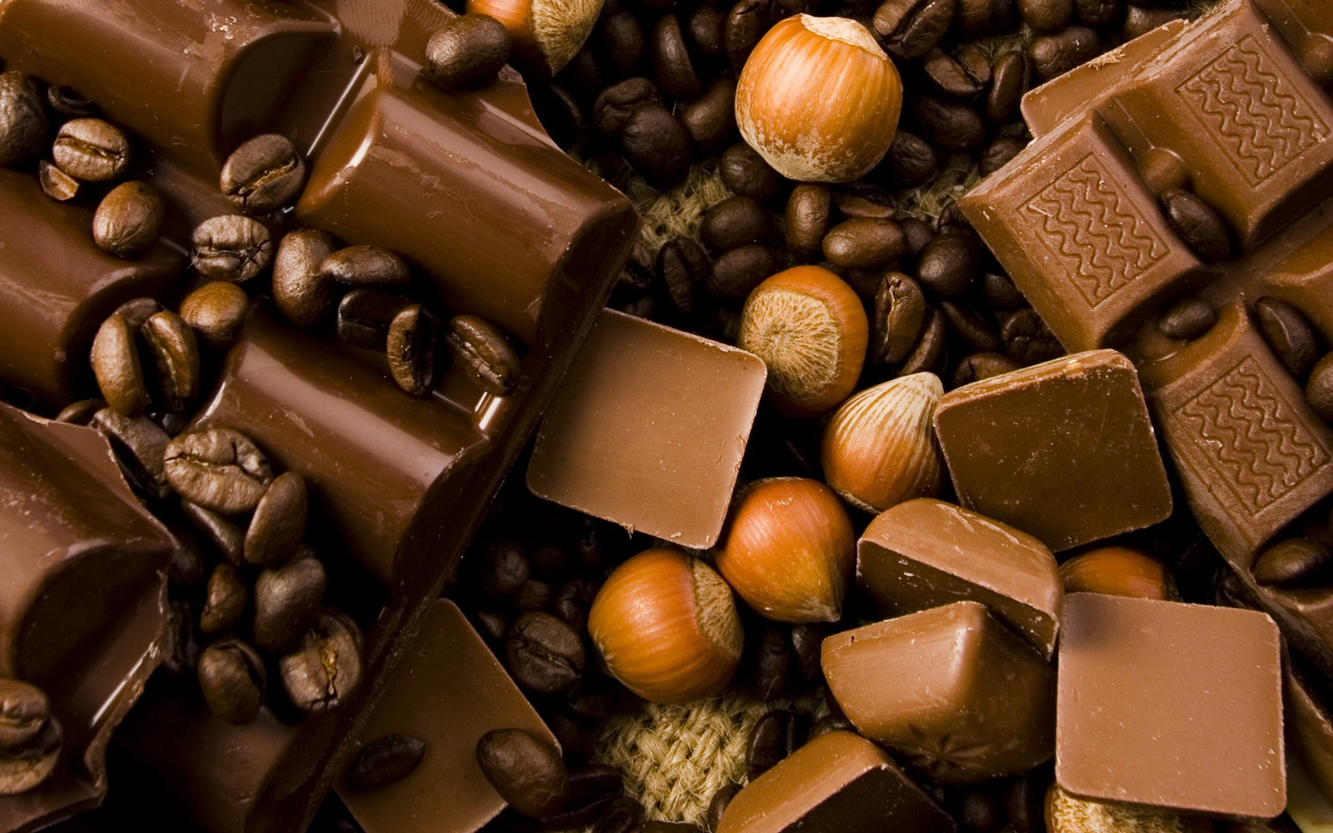 1920x1200 Chocolate Background Wallpaper 12552