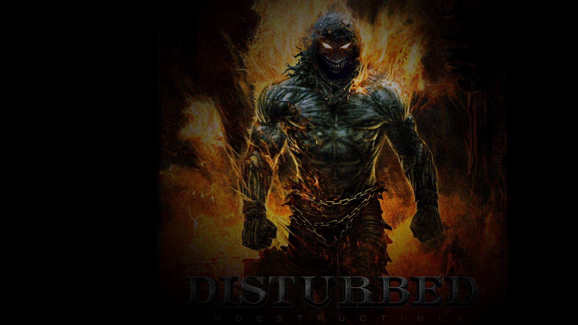 1920x1080 Disturbed Indestructible Heavy Metal Music Bands Hd Wallpaper px