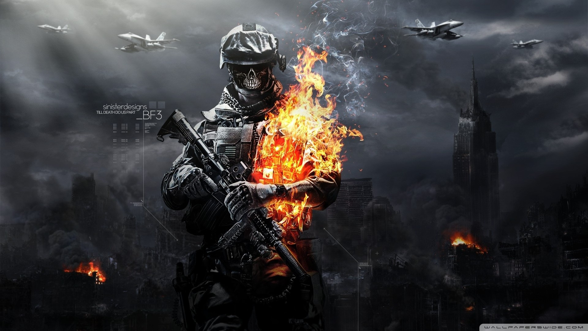 1920x1080 Battlefield 4 HD Wallpapers - Battlefield - PS3 Games wallpapers - HD - #16