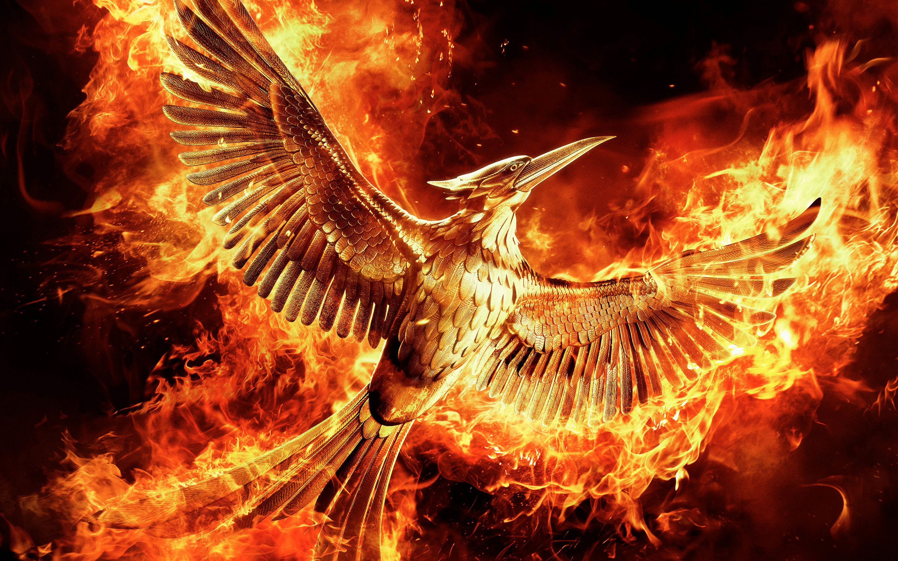 2880x1800 Hunger Games Mockingjay Part 2 Wallpapers - HD Wallpapers 103769