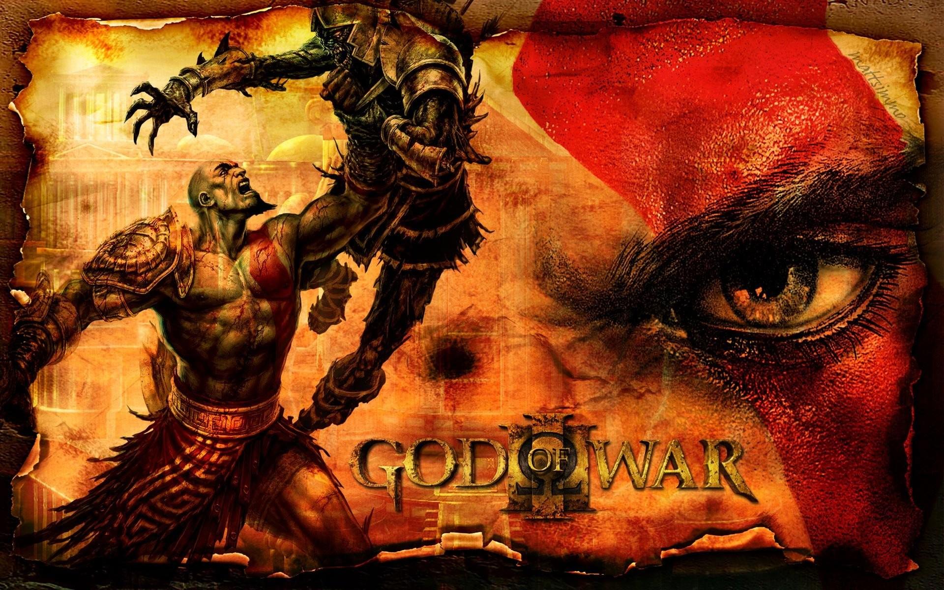 1920x1080 God Of War Son Kratos