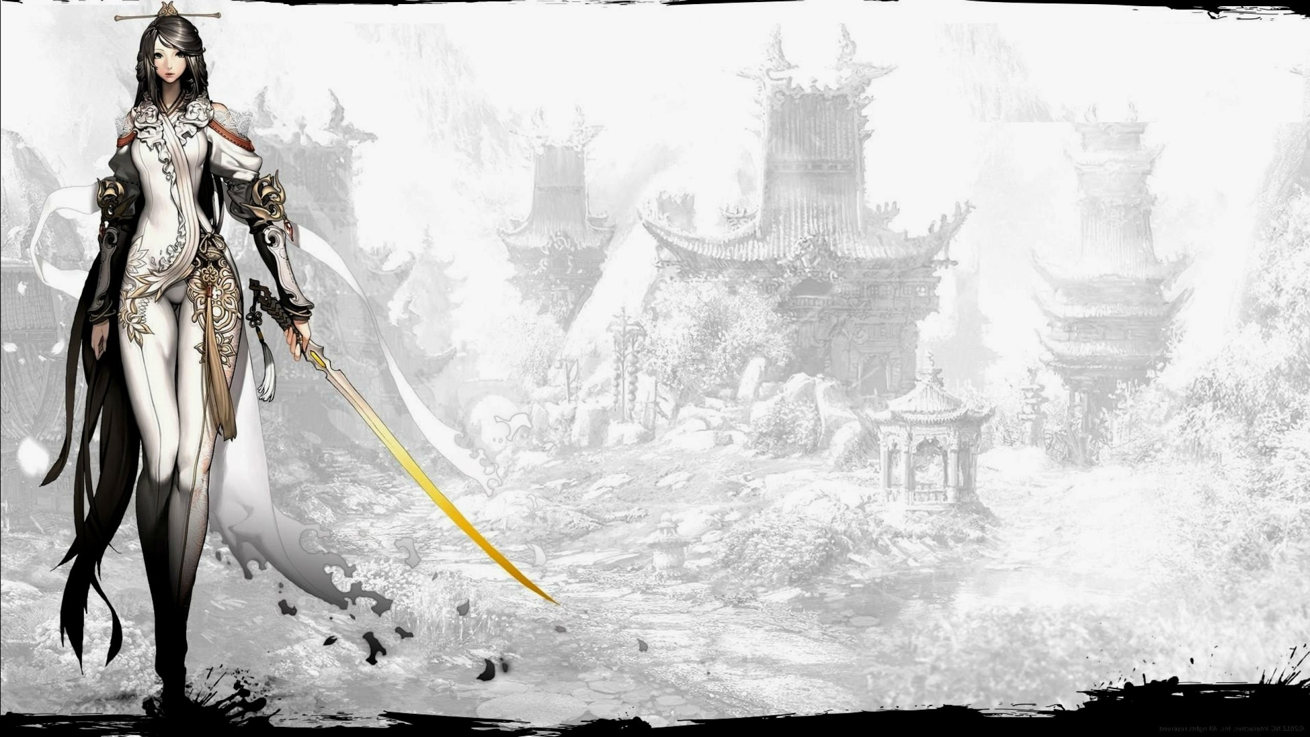 Blade And Soul Wallpapers Hd 78 Images