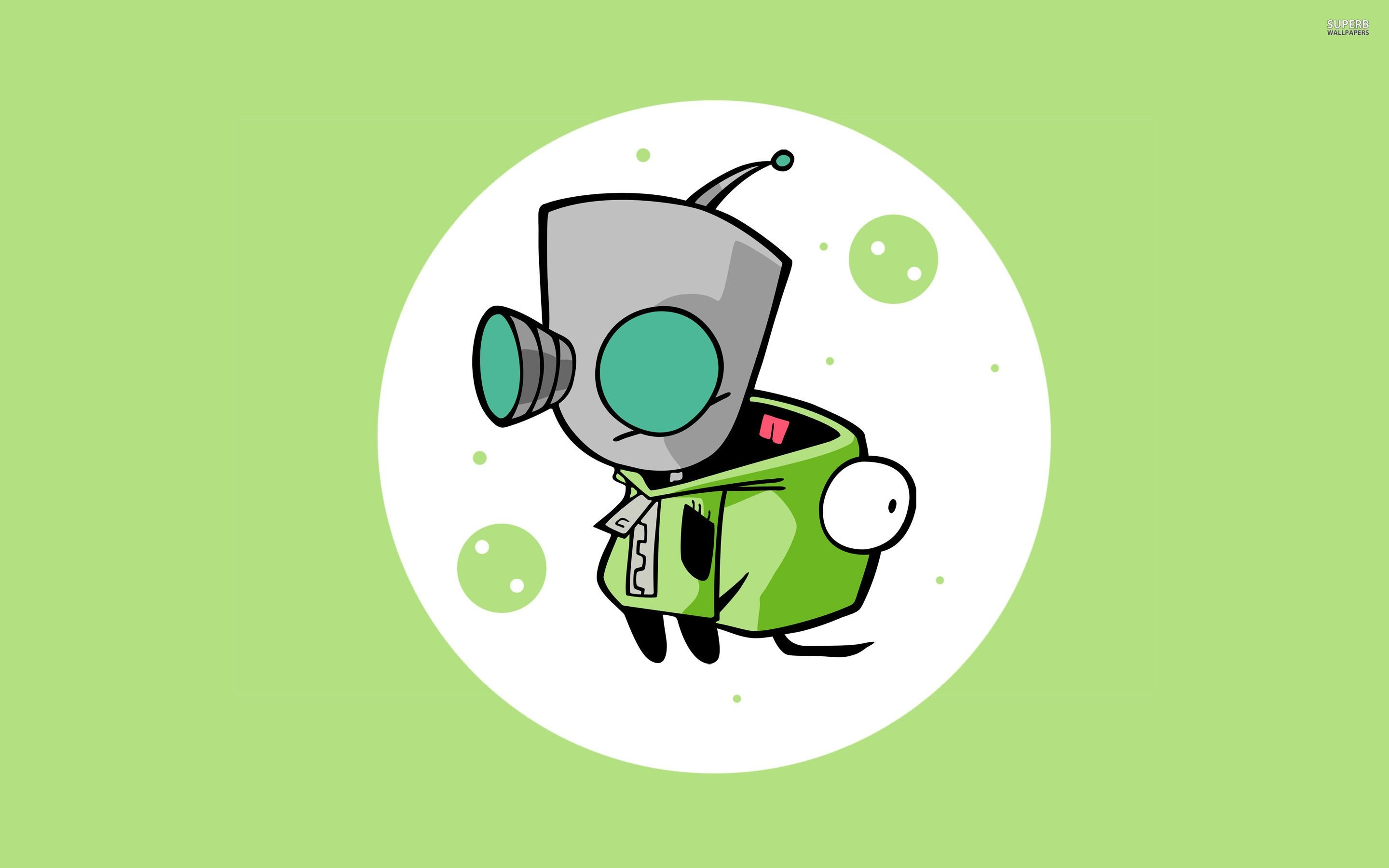 Amazing 2880x1800 Invader Zim Wallpaper | Best Cool Wallpaper HD Download | Images  Wallpapers | Pinterest