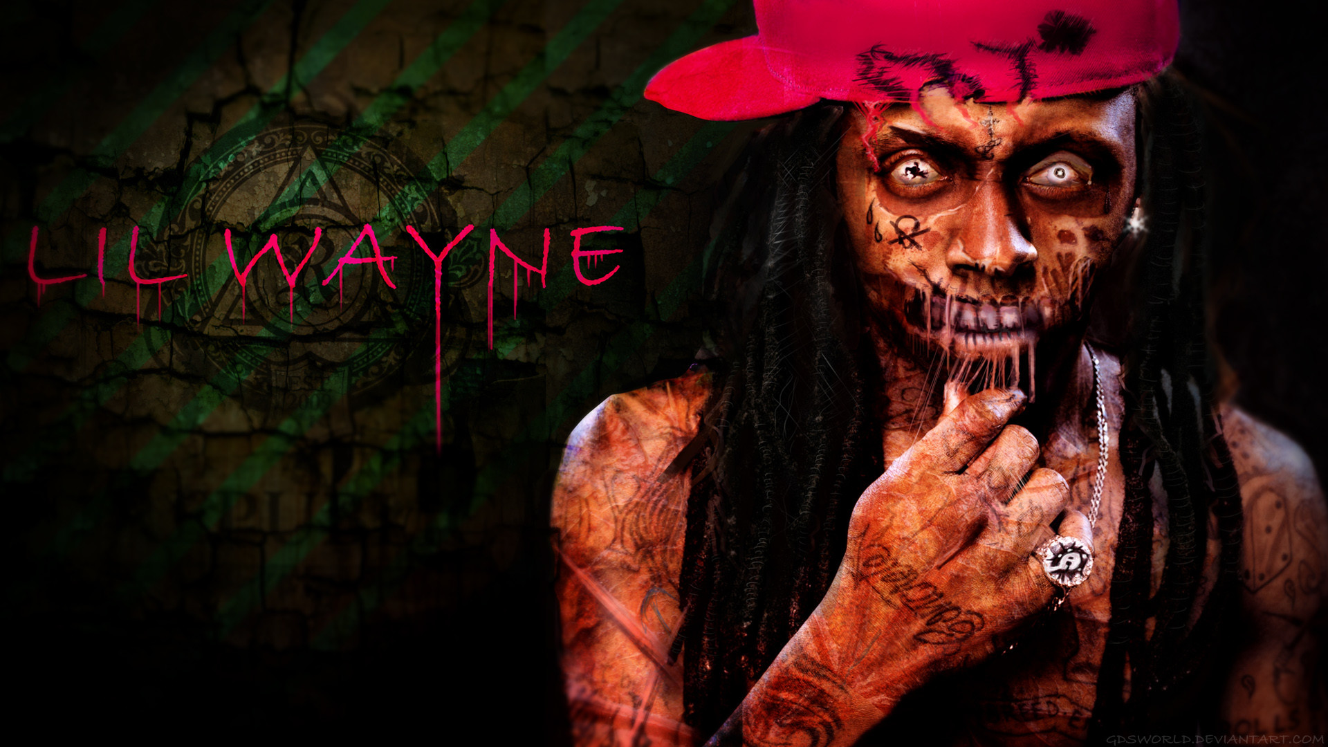 1920x1080 Lil Wayne Wallpapers Free Hdwallpaper20 Com