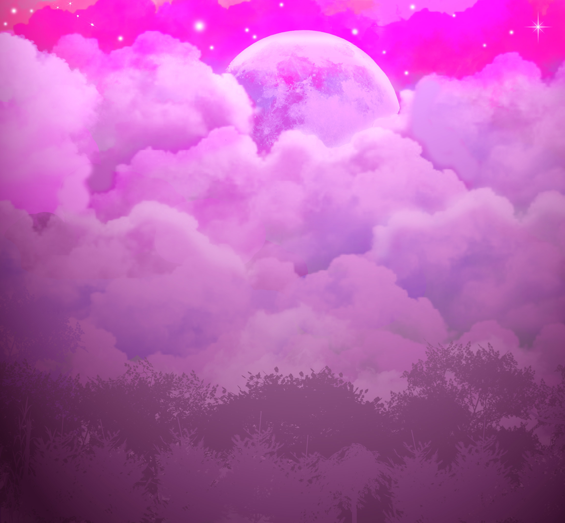 2211x2046 Anime Style Night Background by FireSnake666 Anime Style Night Background  by FireSnake666