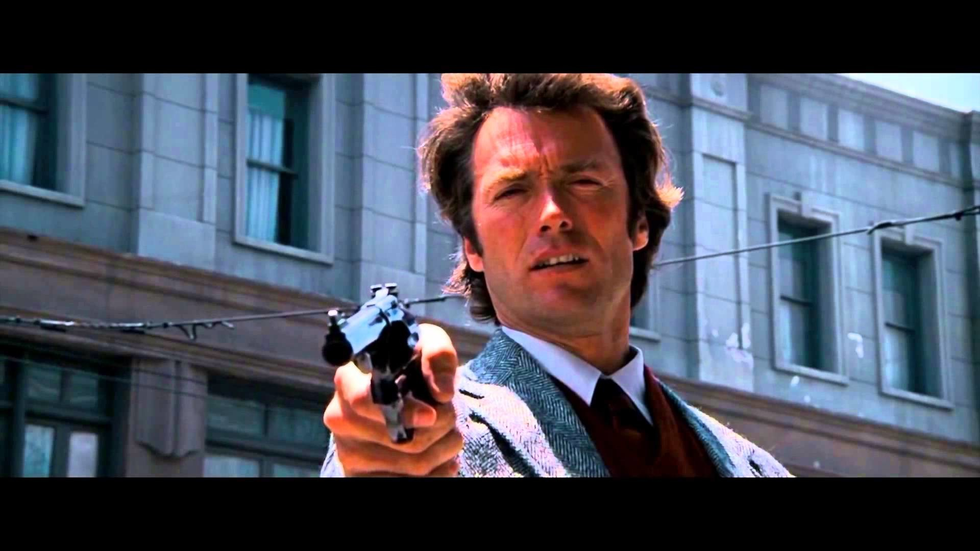 1920x1080 Dirty Harry. Clint Eastwood as