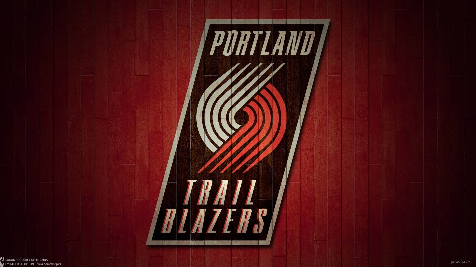 1920x1080 48+ Portland Trail Blazers Wallpapers, Portland Trail Blazers HDQ .