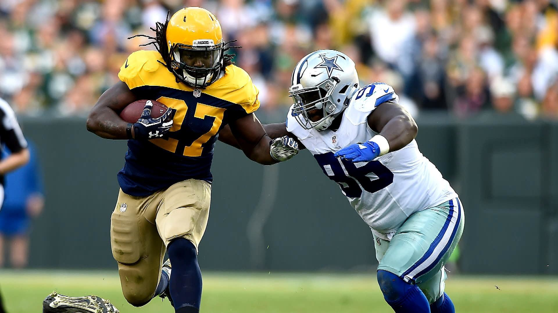 1920x1080 Seahawks' Eddie Lacy holding garage sale before move to Seattle | NBC Sports
