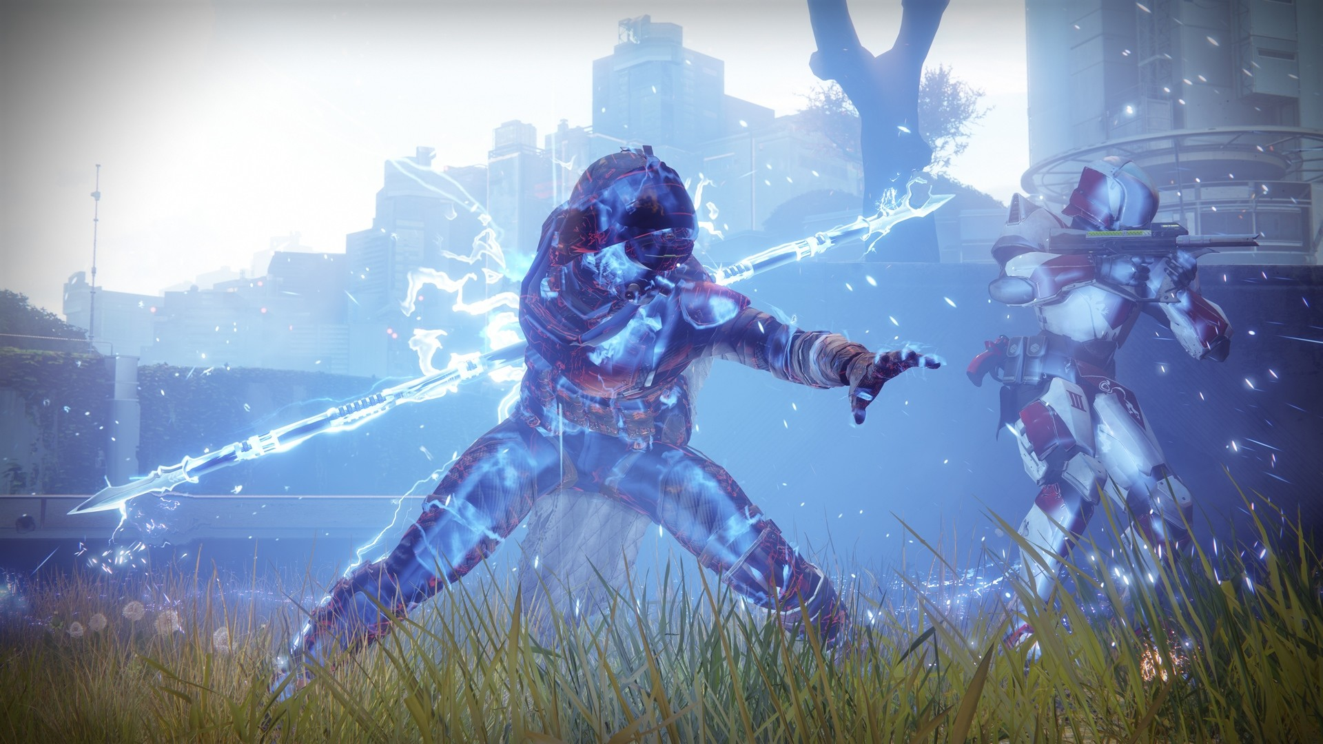 1920x1080 Nice Destiny 2 Arcstrider Hunter Guardian  wallpaper