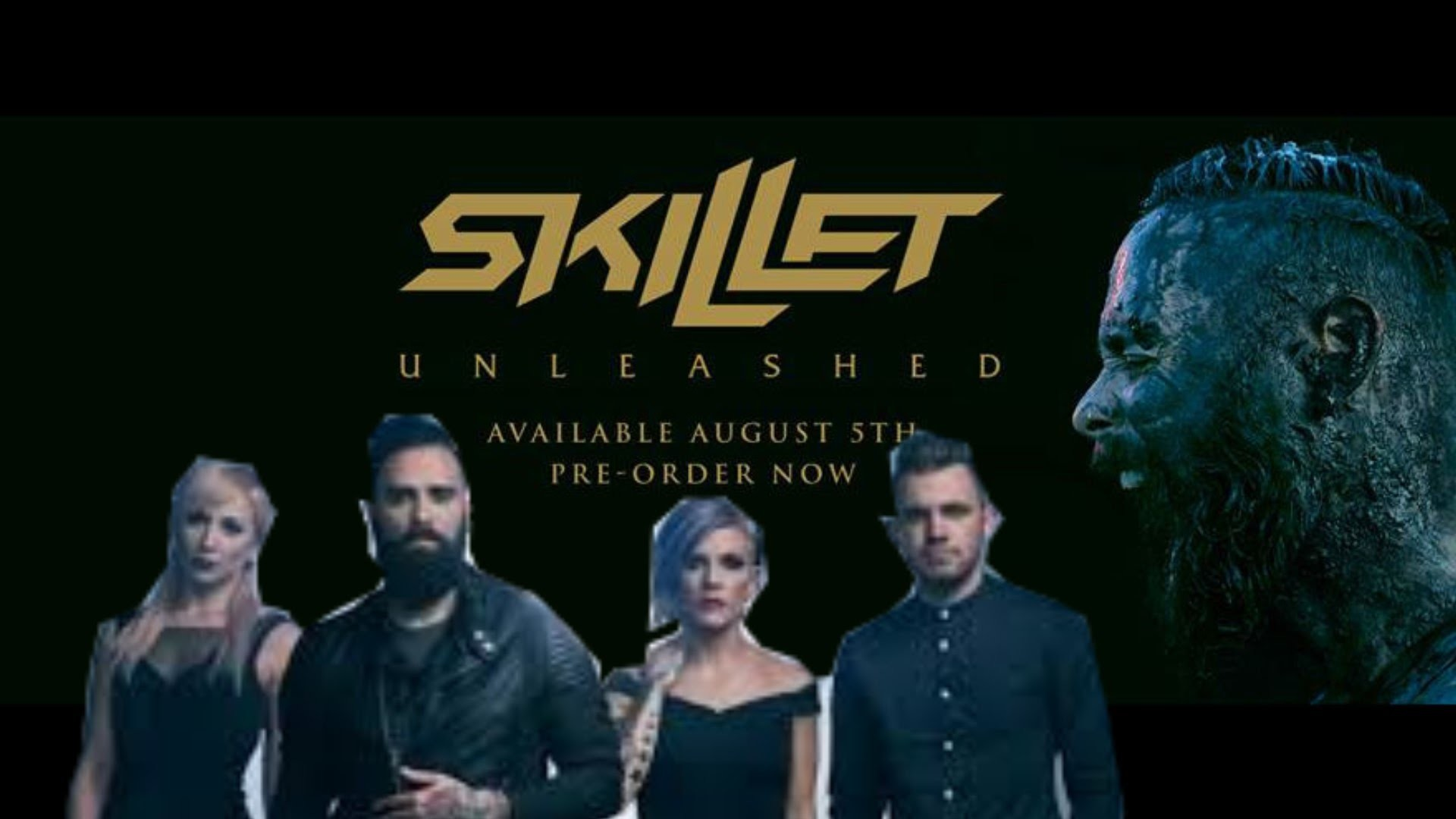 1920x1080 My thoughts on Skillet & #UNLEASHED | Share with Skillet!